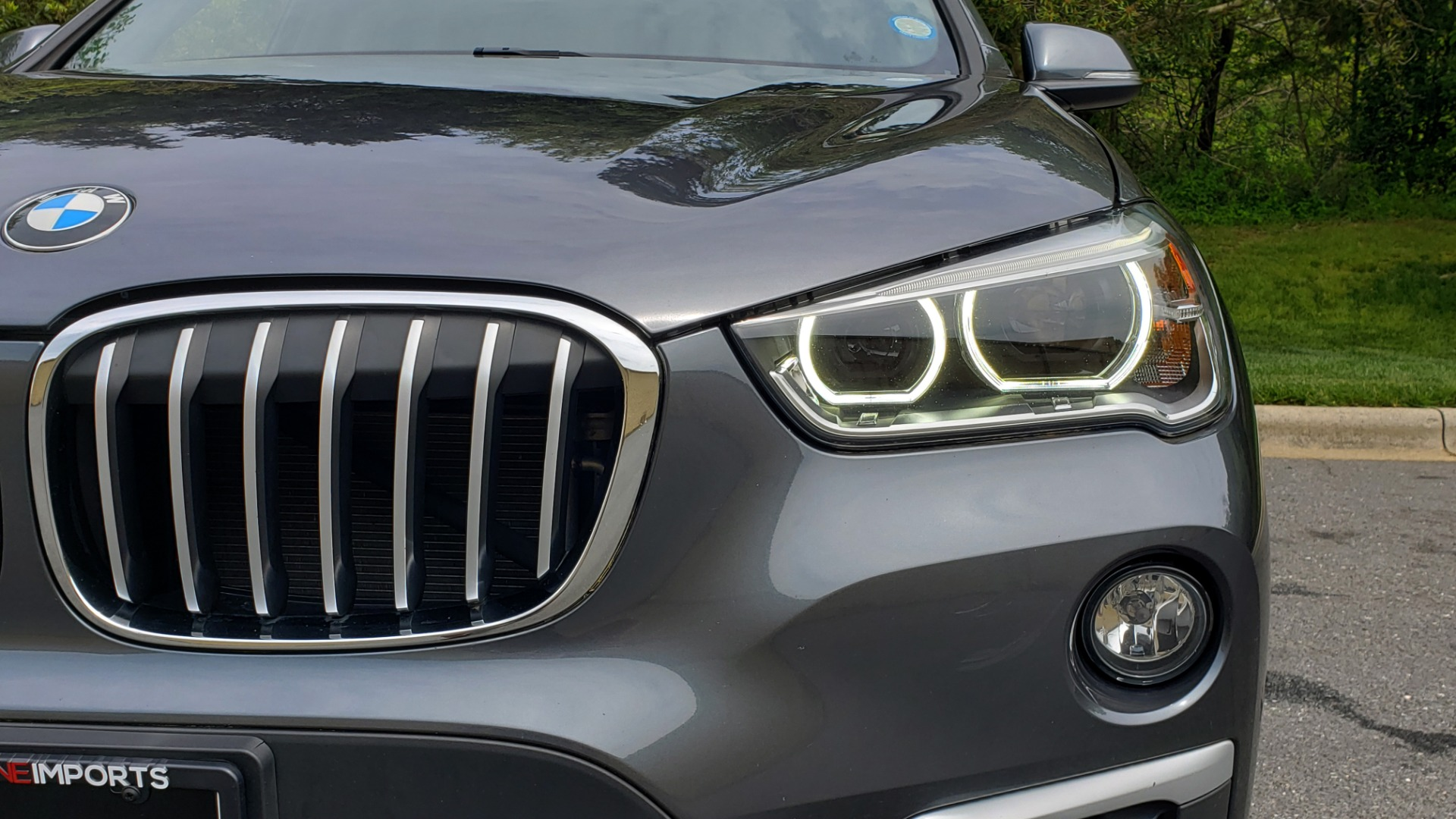 Used 2017 BMW X1 XDRIVE28I PREM PKG / COLD WTHR / PANO-ROOF / PWR STS for sale Sold at Formula Imports in Charlotte NC 28227 25