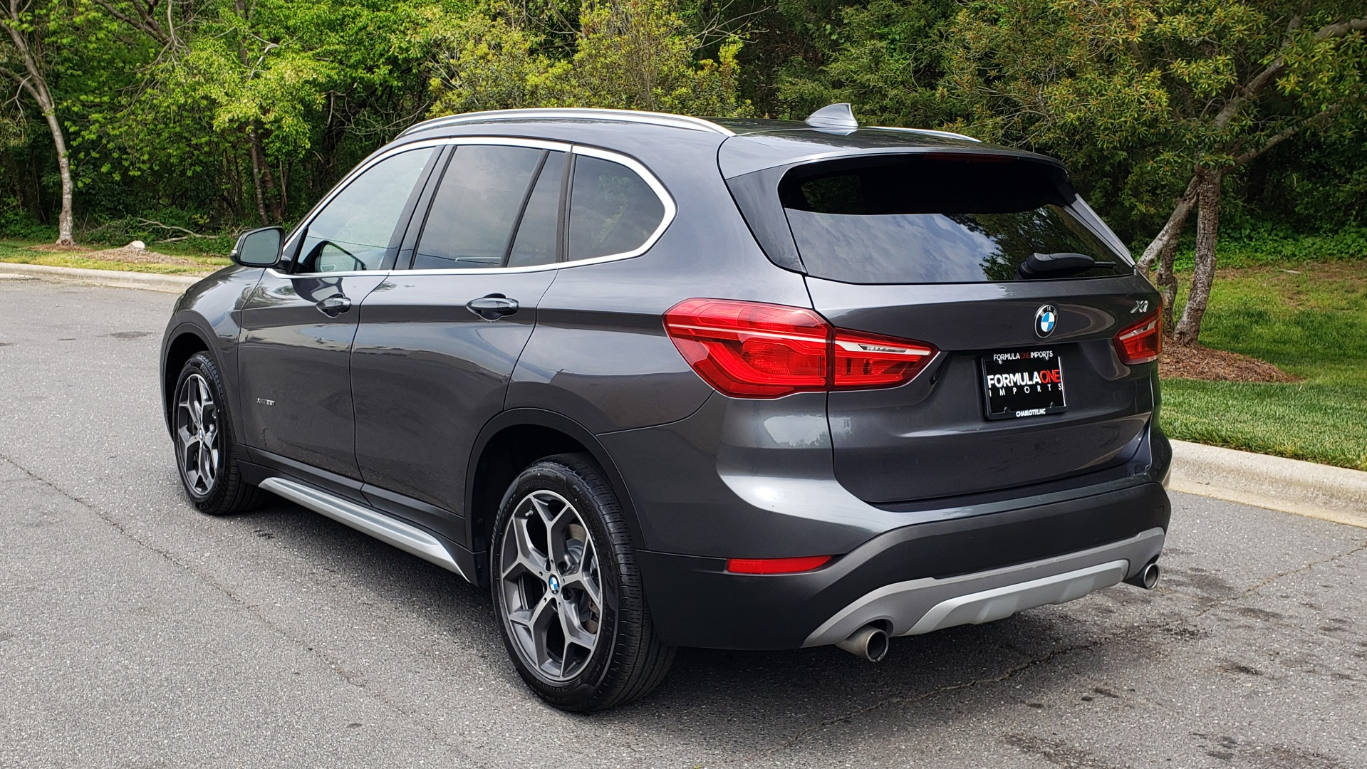 Used 2017 BMW X1 XDRIVE28I PREM PKG / COLD WTHR / PANO-ROOF / PWR STS for sale Sold at Formula Imports in Charlotte NC 28227 3