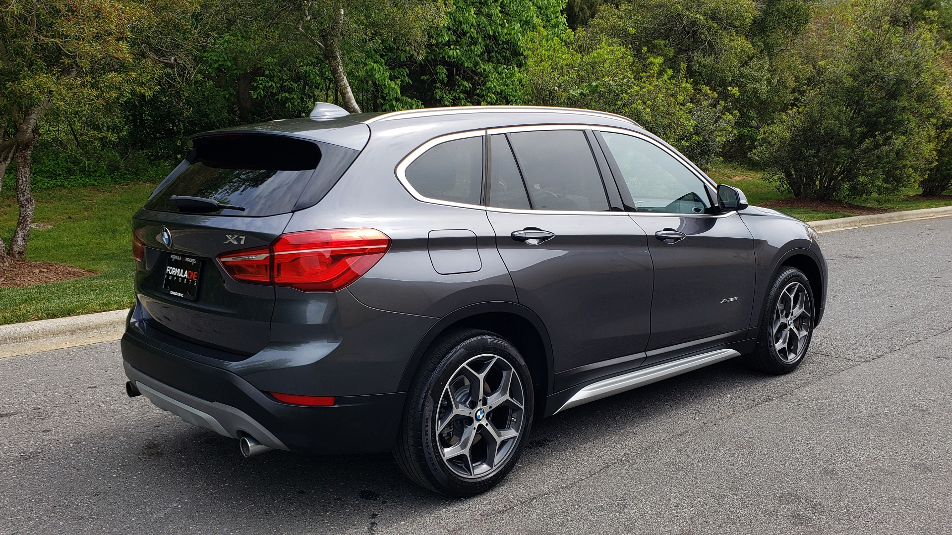 Used 2017 BMW X1 XDRIVE28I PREM PKG / COLD WTHR / PANO-ROOF / PWR STS for sale Sold at Formula Imports in Charlotte NC 28227 6