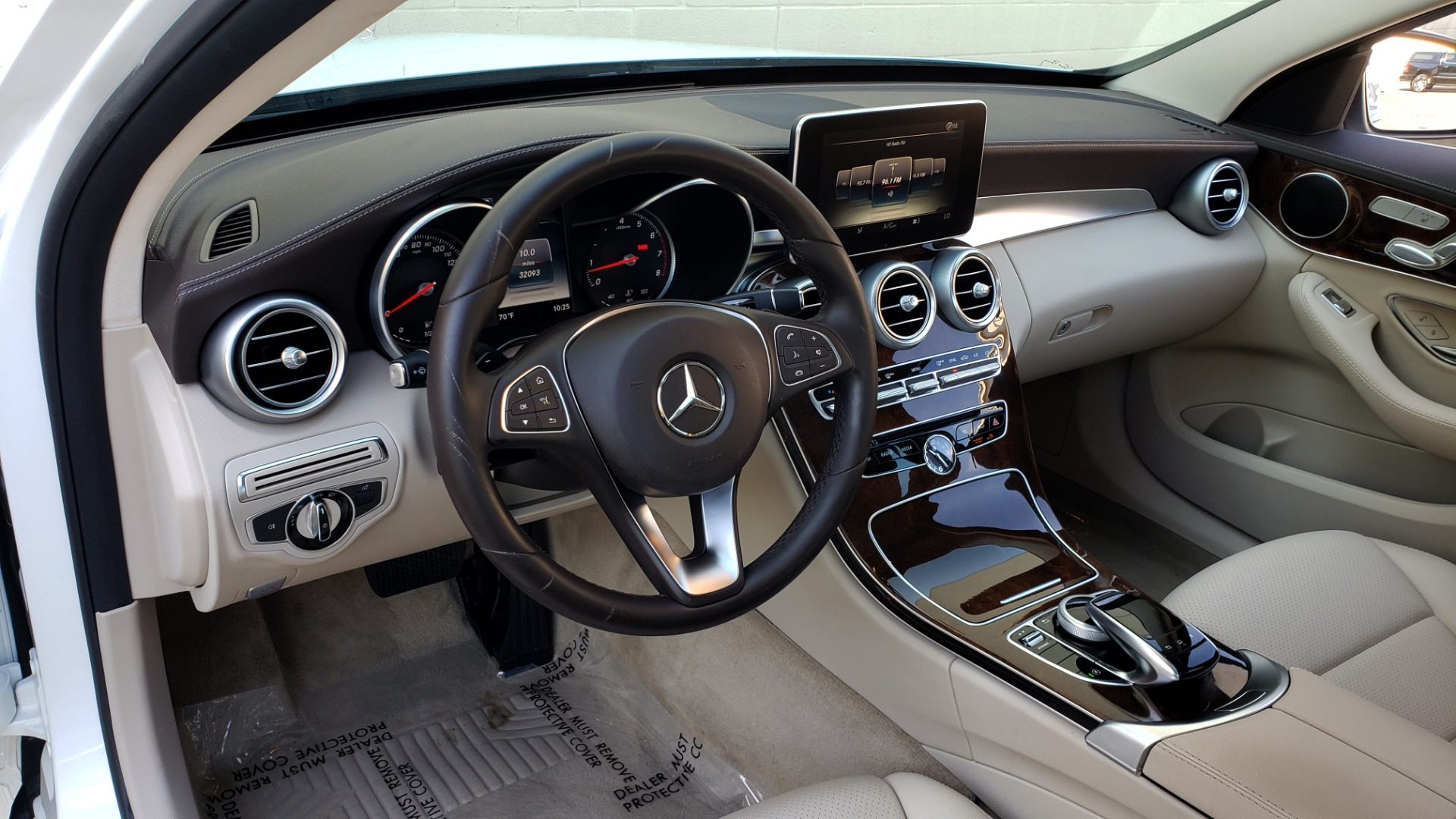 Used 2016 Mercedes-Benz C-Class C 300 LUXURY / NAV / PANO-ROOF / REARVIEW / BSM / HTD STS for sale Sold at Formula Imports in Charlotte NC 28227 29