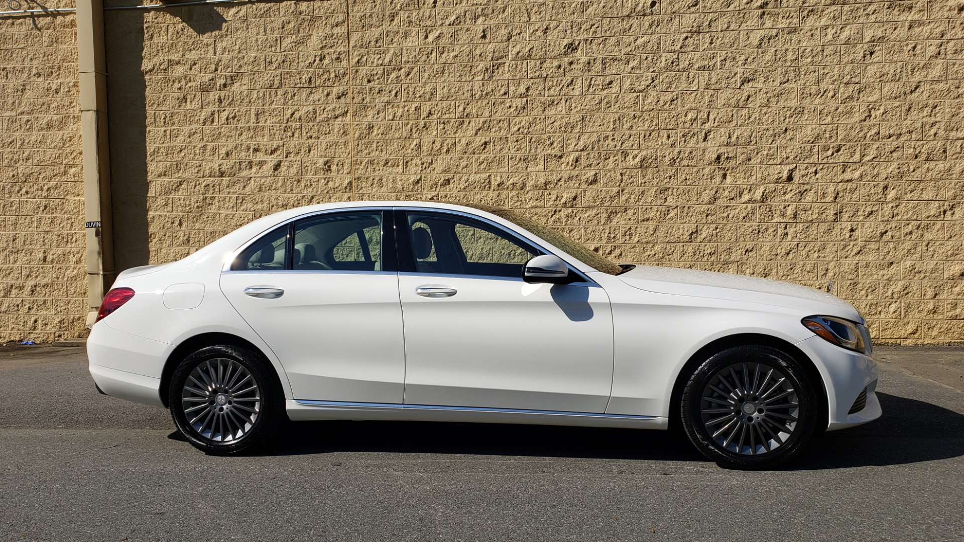 Used 2016 Mercedes-Benz C-Class C 300 LUXURY / NAV / PANO-ROOF / REARVIEW / BSM / HTD STS for sale Sold at Formula Imports in Charlotte NC 28227 5