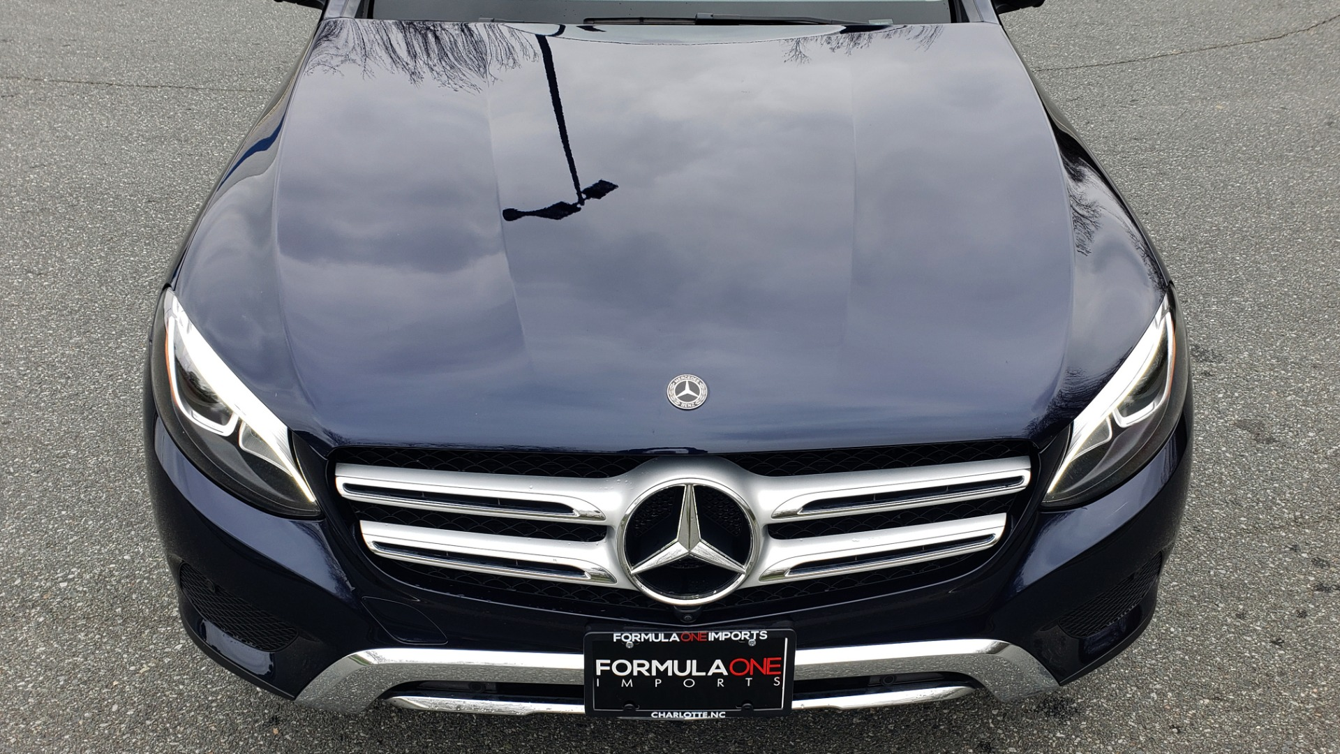 Used 2019 Mercedes-Benz GLC 300 PREMIUM / PRK ASST / NAV / PANO-ROOF / REARVIEW / HTD STS for sale Sold at Formula Imports in Charlotte NC 28227 13