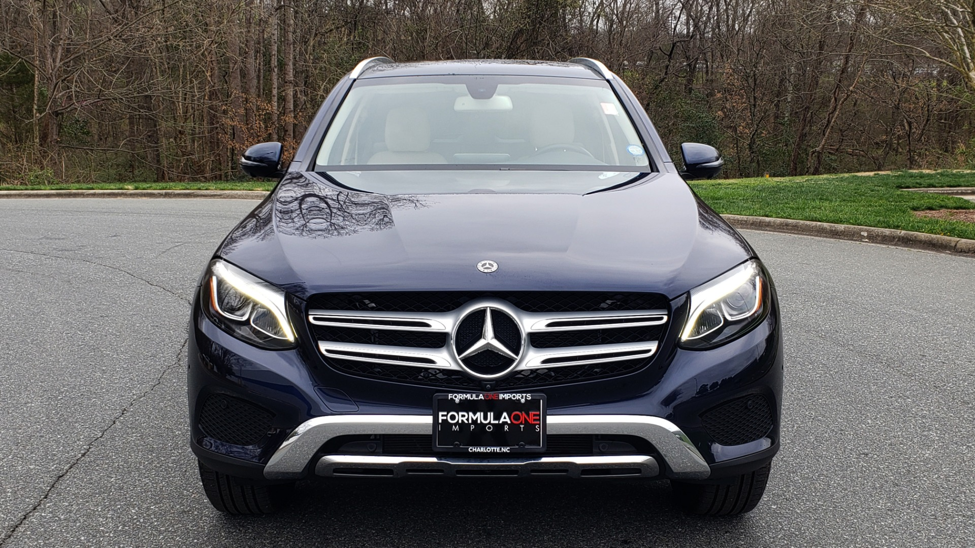 Used 2019 Mercedes-Benz GLC 300 PREMIUM / PRK ASST / NAV / PANO-ROOF / REARVIEW / HTD STS for sale Sold at Formula Imports in Charlotte NC 28227 22