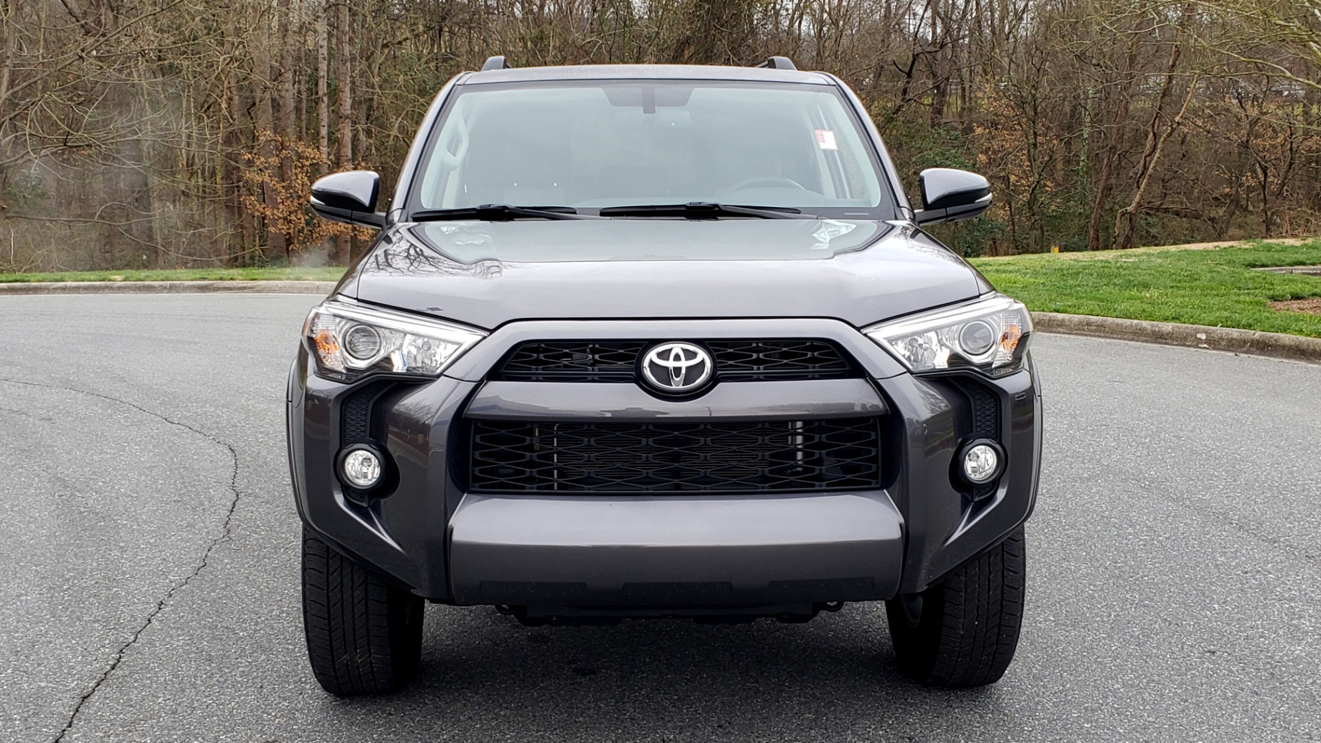 Used 2019 Toyota 4RUNNER SR5 PREMIUM 4WD / NAV / HTD STS / SUNROOF / REARVIEW for sale Sold at Formula Imports in Charlotte NC 28227 20