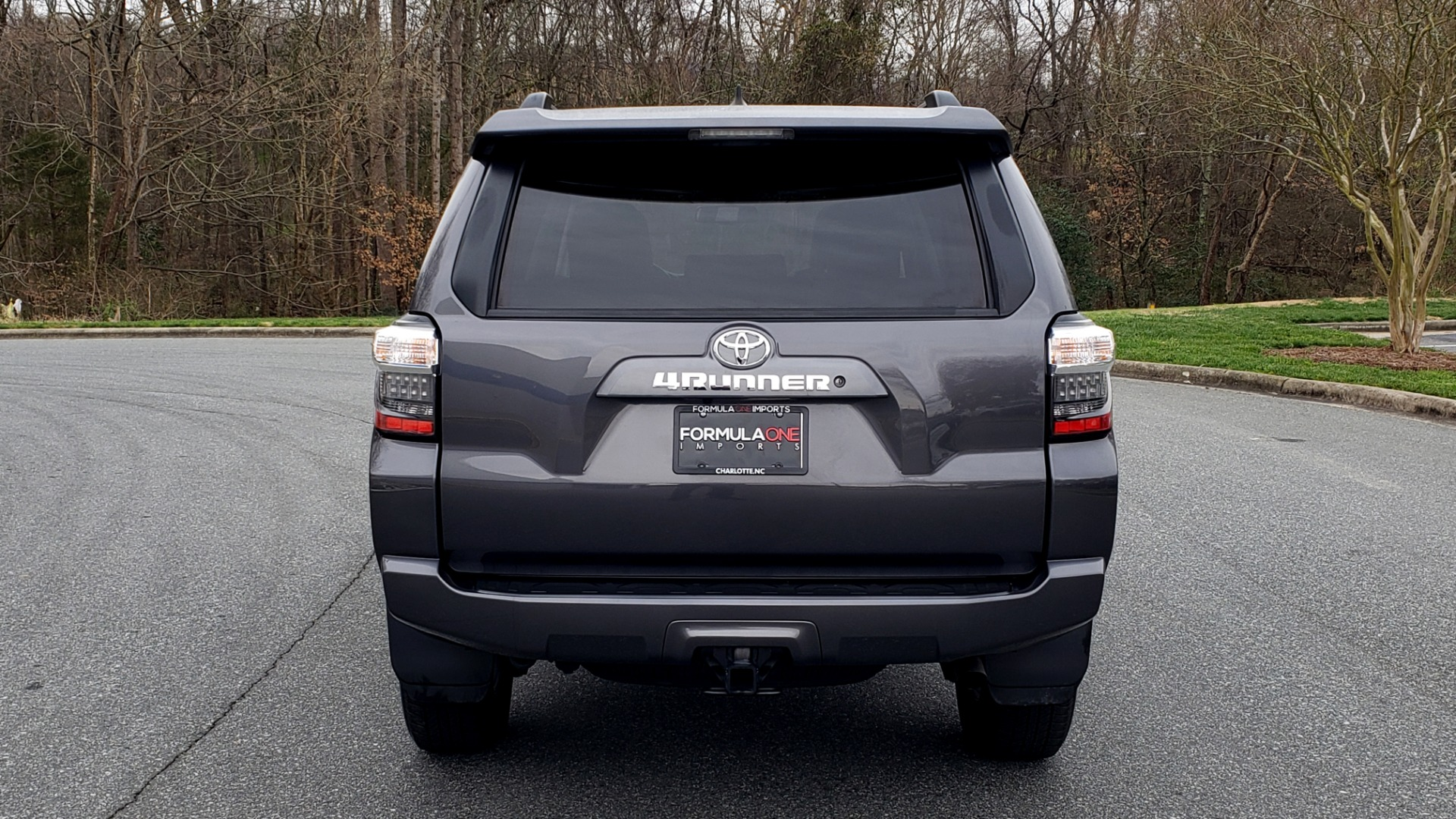 Used 2019 Toyota 4RUNNER SR5 PREMIUM 4WD / NAV / HTD STS / SUNROOF / REARVIEW for sale Sold at Formula Imports in Charlotte NC 28227 27