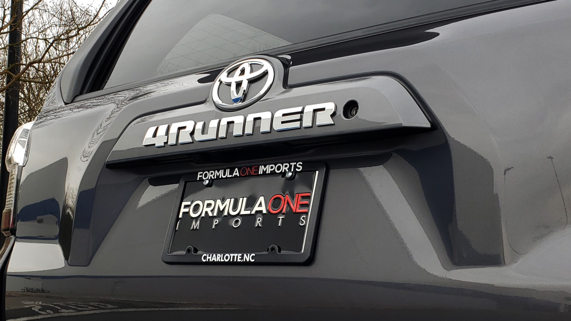 Used 2019 Toyota 4RUNNER SR5 PREMIUM 4WD / NAV / HTD STS / SUNROOF / REARVIEW for sale Sold at Formula Imports in Charlotte NC 28227 30