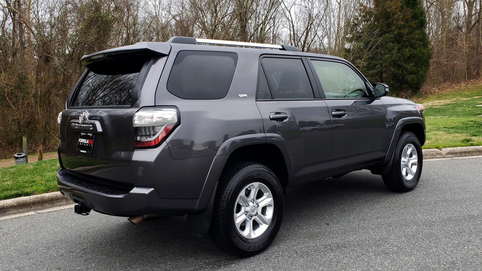 Used 2019 Toyota 4RUNNER SR5 PREMIUM 4WD / NAV / HTD STS / SUNROOF / REARVIEW for sale Sold at Formula Imports in Charlotte NC 28227 6