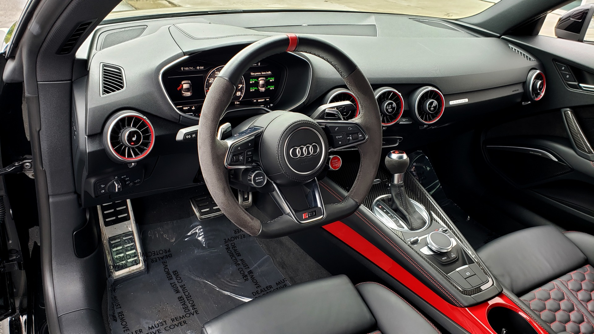 Used 2019 Audi TT RS for sale Sold at Formula Imports in Charlotte NC 28227 13