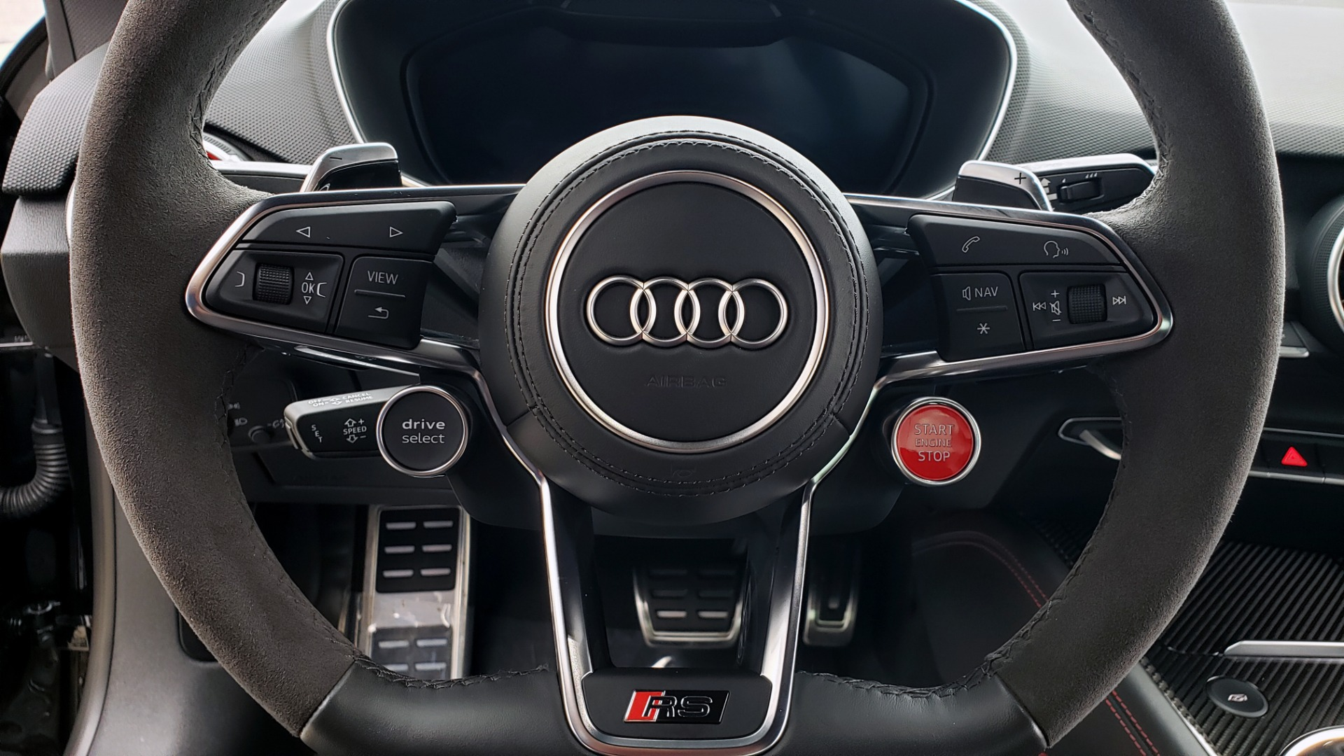 Used 2019 Audi TT RS for sale Sold at Formula Imports in Charlotte NC 28227 40