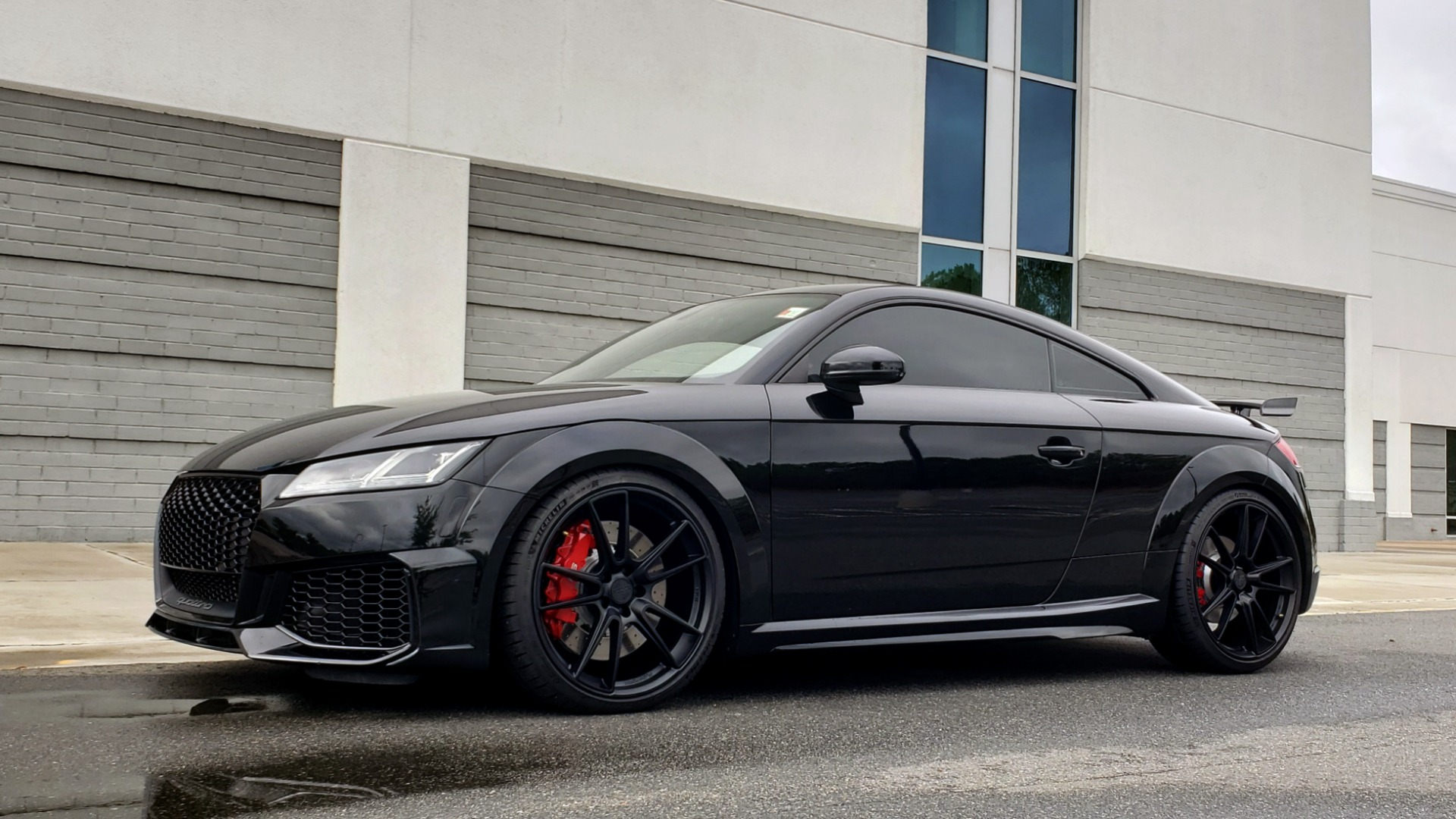 Used 2019 Audi TT RS for sale Sold at Formula Imports in Charlotte NC 28227 5