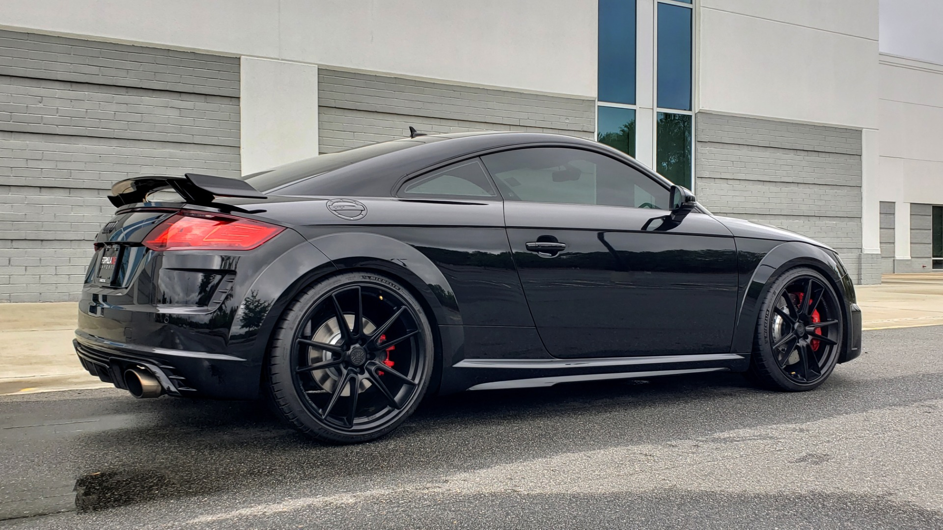 Used 2019 Audi TT RS for sale Sold at Formula Imports in Charlotte NC 28227 9