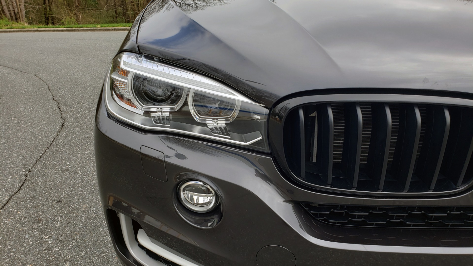 Used 2016 BMW X5 XDRIVE50I / EXEC PKG / DYN HANDLING / CLD WTHR / X-LINE for sale Sold at Formula Imports in Charlotte NC 28227 25