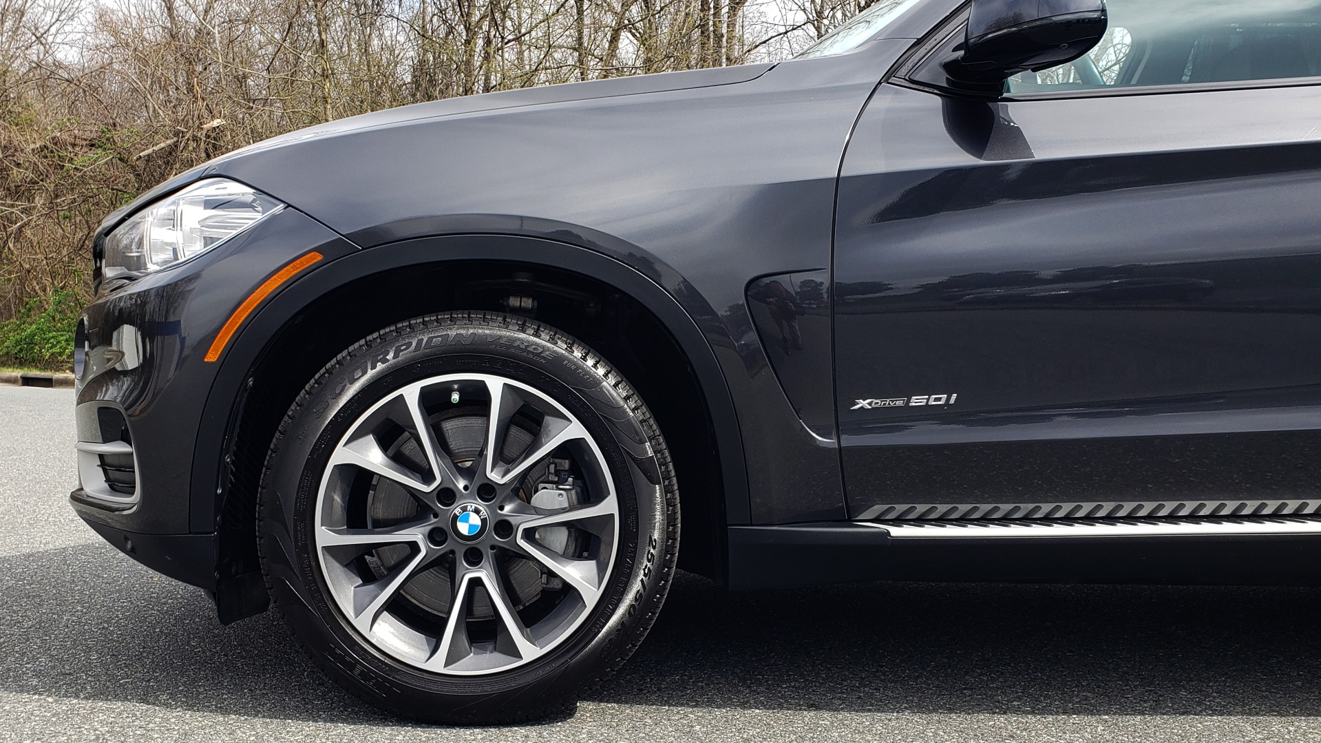 Used 2016 BMW X5 XDRIVE50I / EXEC PKG / DYN HANDLING / CLD WTHR / X-LINE for sale Sold at Formula Imports in Charlotte NC 28227 86