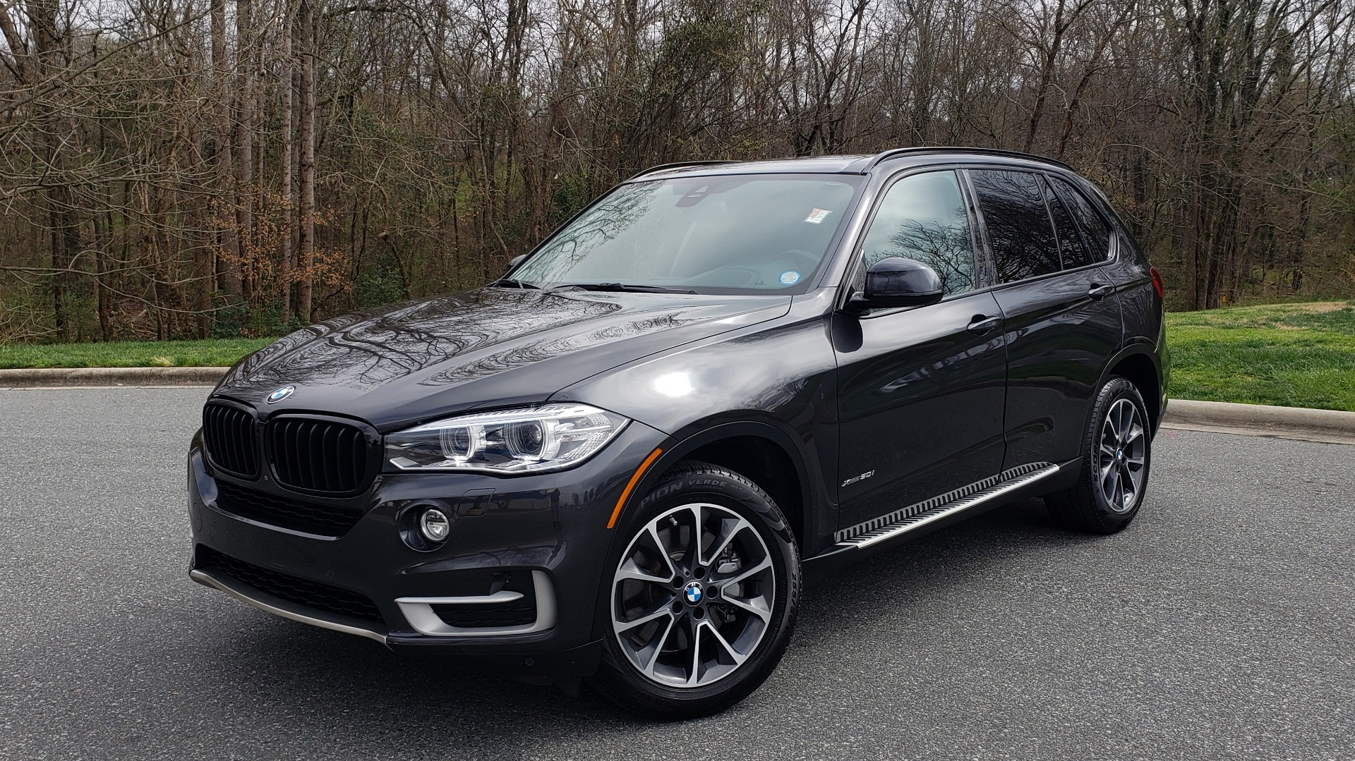 Used 2016 BMW X5 XDRIVE50I / EXEC PKG / DYN HANDLING / CLD WTHR / X-LINE for sale Sold at Formula Imports in Charlotte NC 28227 1