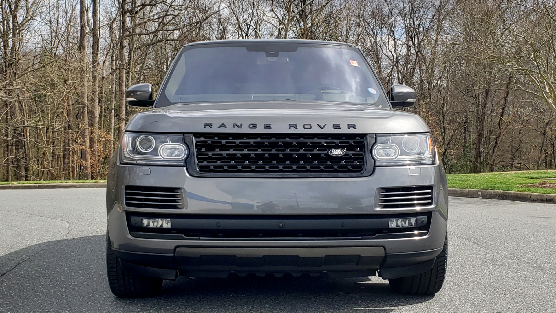 Used 2016 Land Rover RANGE ROVER SUPERCHARGED V8 / NAV / PANO-ROOF / REARVIEW for sale Sold at Formula Imports in Charlotte NC 28227 26