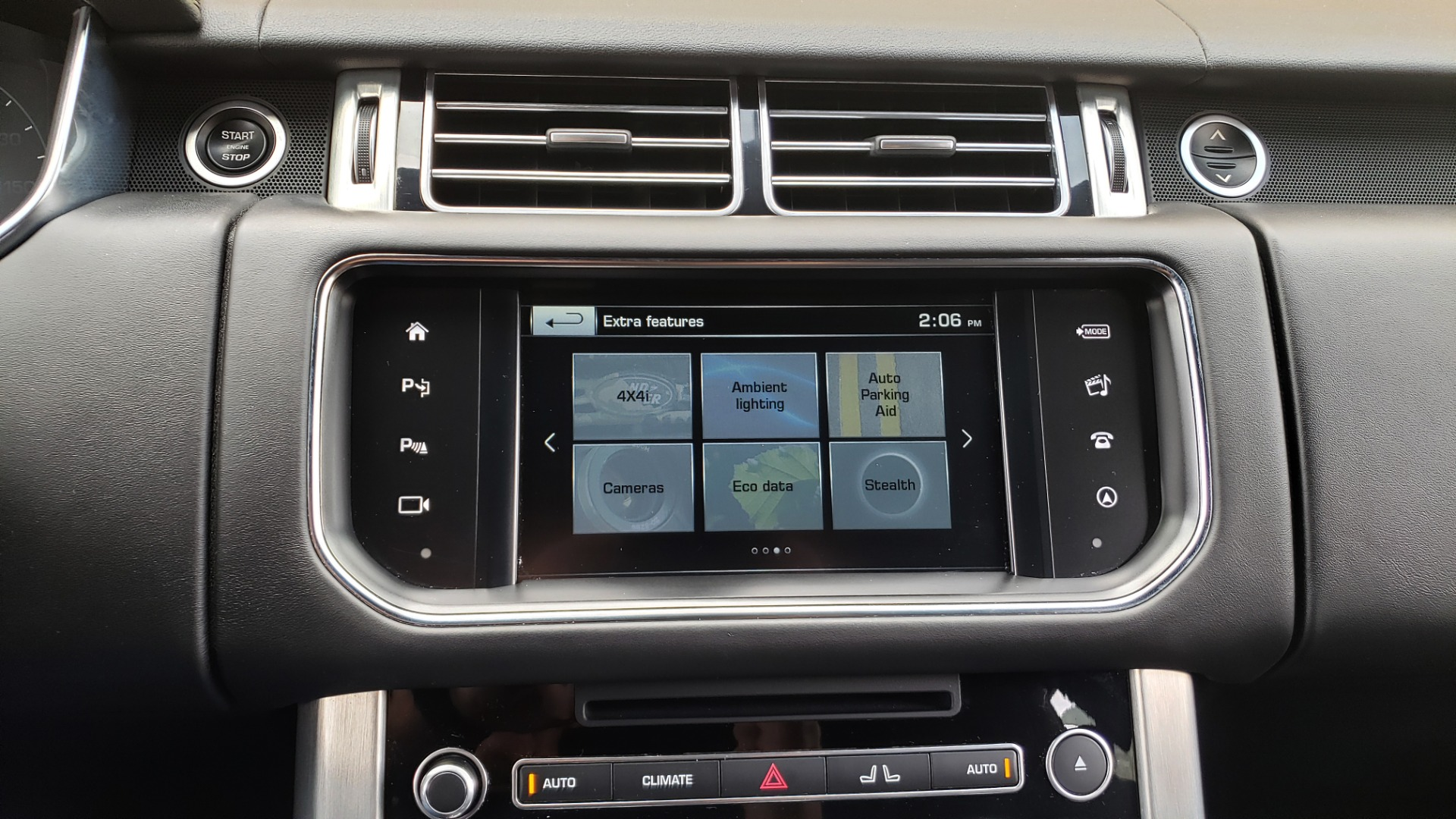 Used 2016 Land Rover RANGE ROVER SUPERCHARGED V8 / NAV / PANO-ROOF / REARVIEW for sale Sold at Formula Imports in Charlotte NC 28227 53