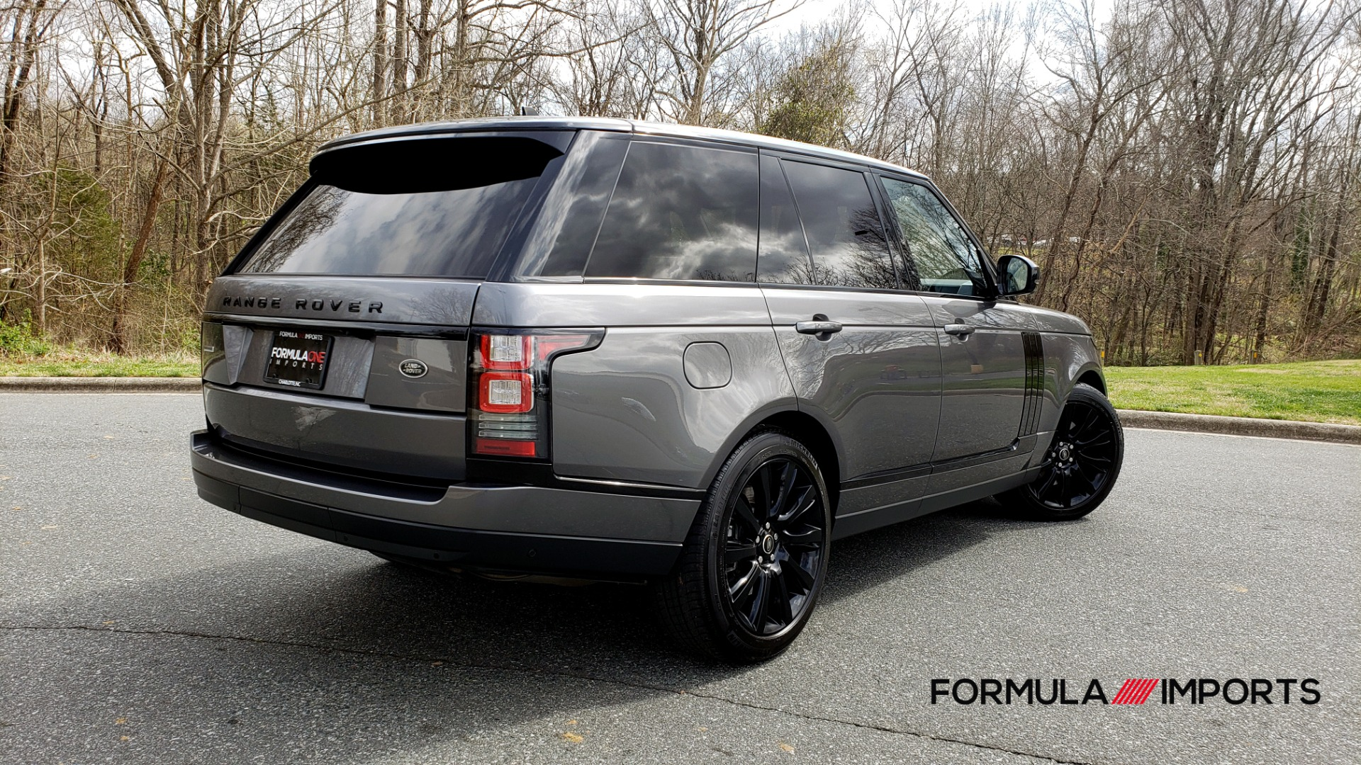 Used 2016 Land Rover RANGE ROVER SUPERCHARGED V8 / NAV / PANO-ROOF / REARVIEW for sale Sold at Formula Imports in Charlotte NC 28227 9