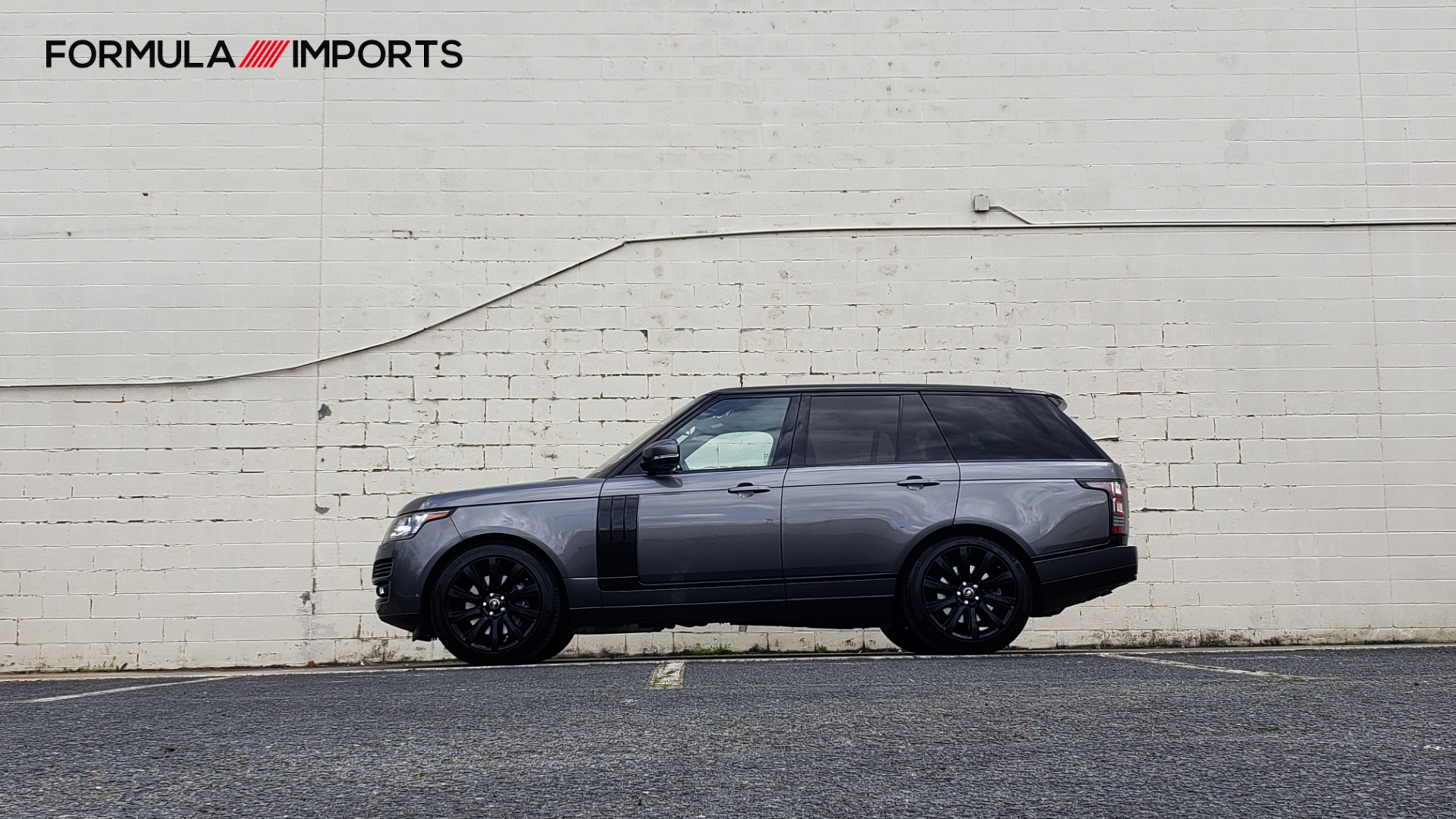 Used 2016 Land Rover RANGE ROVER SUPERCHARGED V8 / NAV / PANO-ROOF / REARVIEW for sale Sold at Formula Imports in Charlotte NC 28227 95