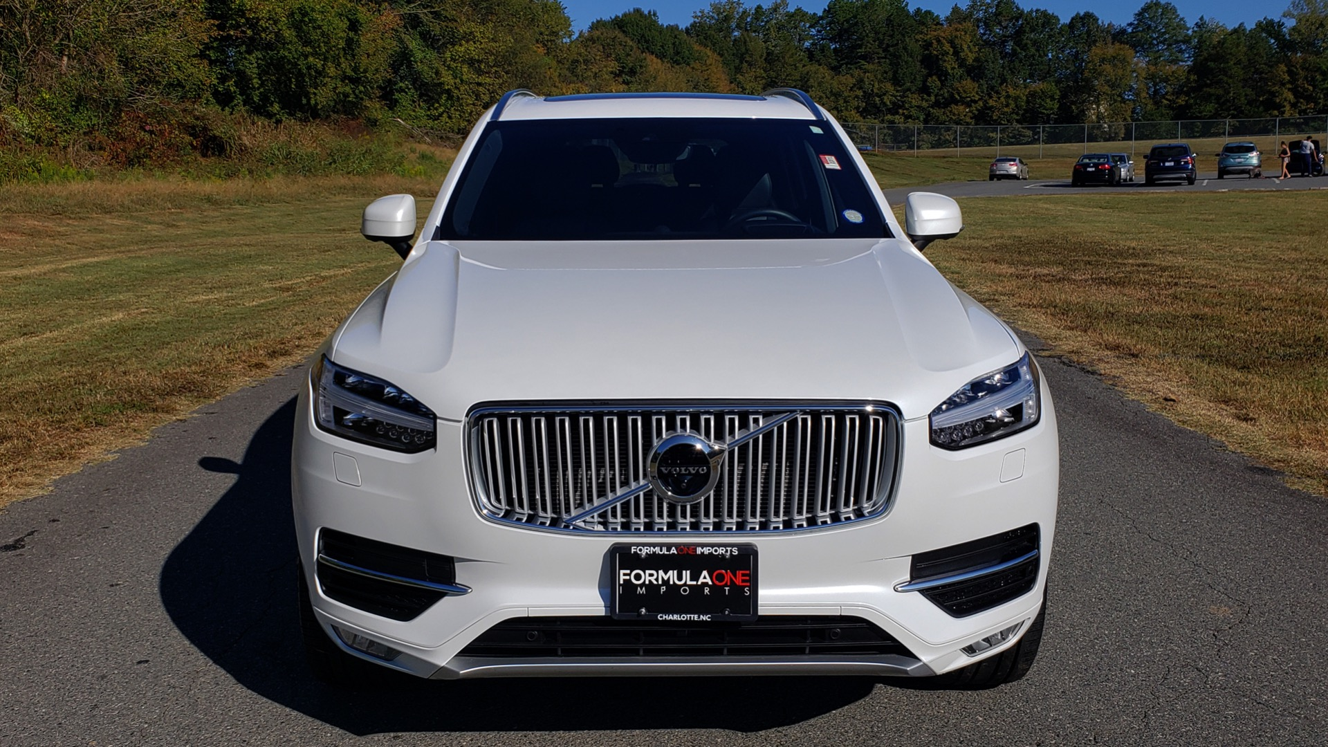 Used 2017 Volvo XC90 INSCRIPTION / AWD / NAV / SUNROOF / 3-ROW / CAMERA for sale Sold at Formula Imports in Charlotte NC 28227 10