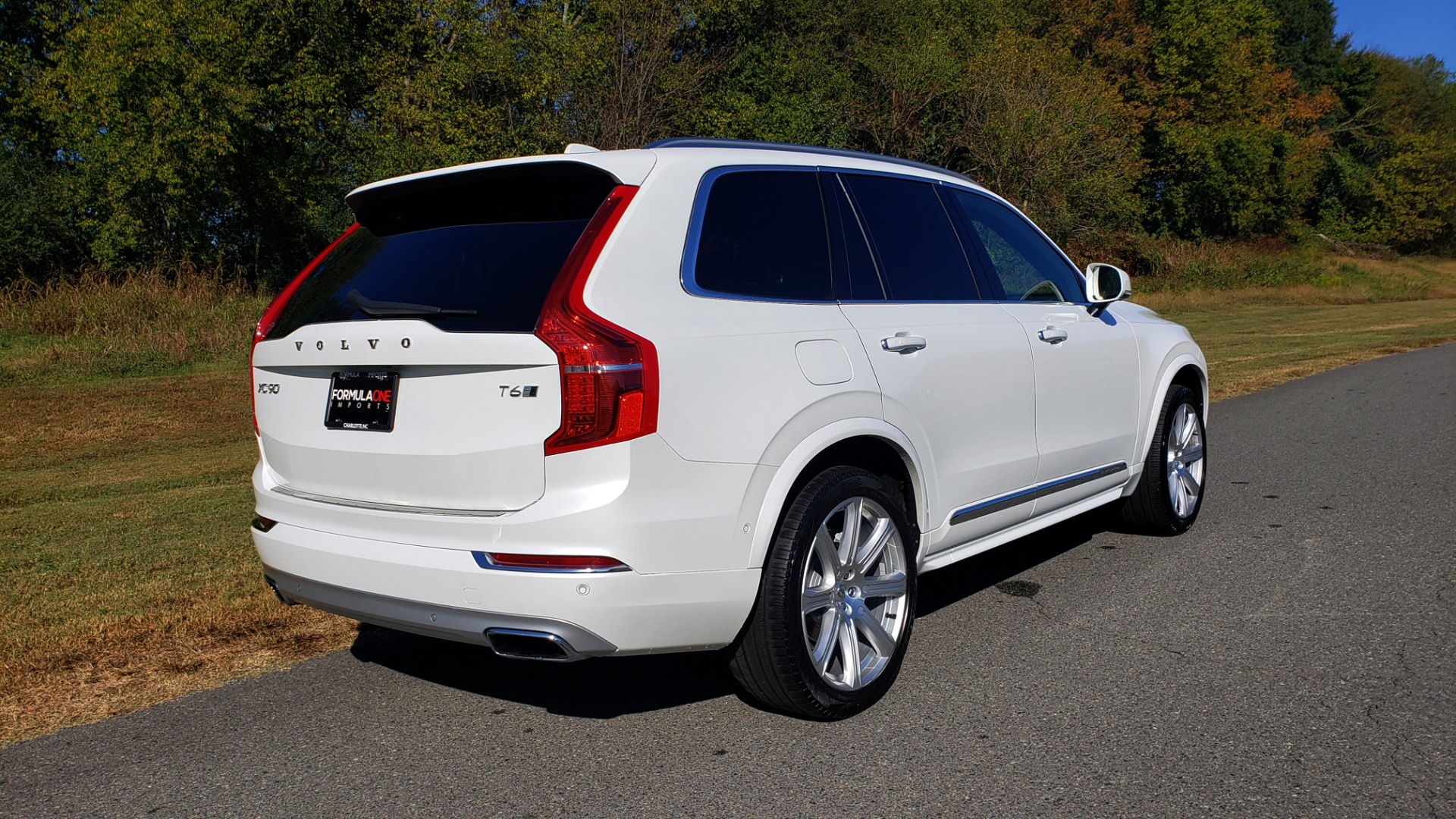 Used 2017 Volvo XC90 INSCRIPTION / AWD / NAV / SUNROOF / 3-ROW / CAMERA for sale Sold at Formula Imports in Charlotte NC 28227 15