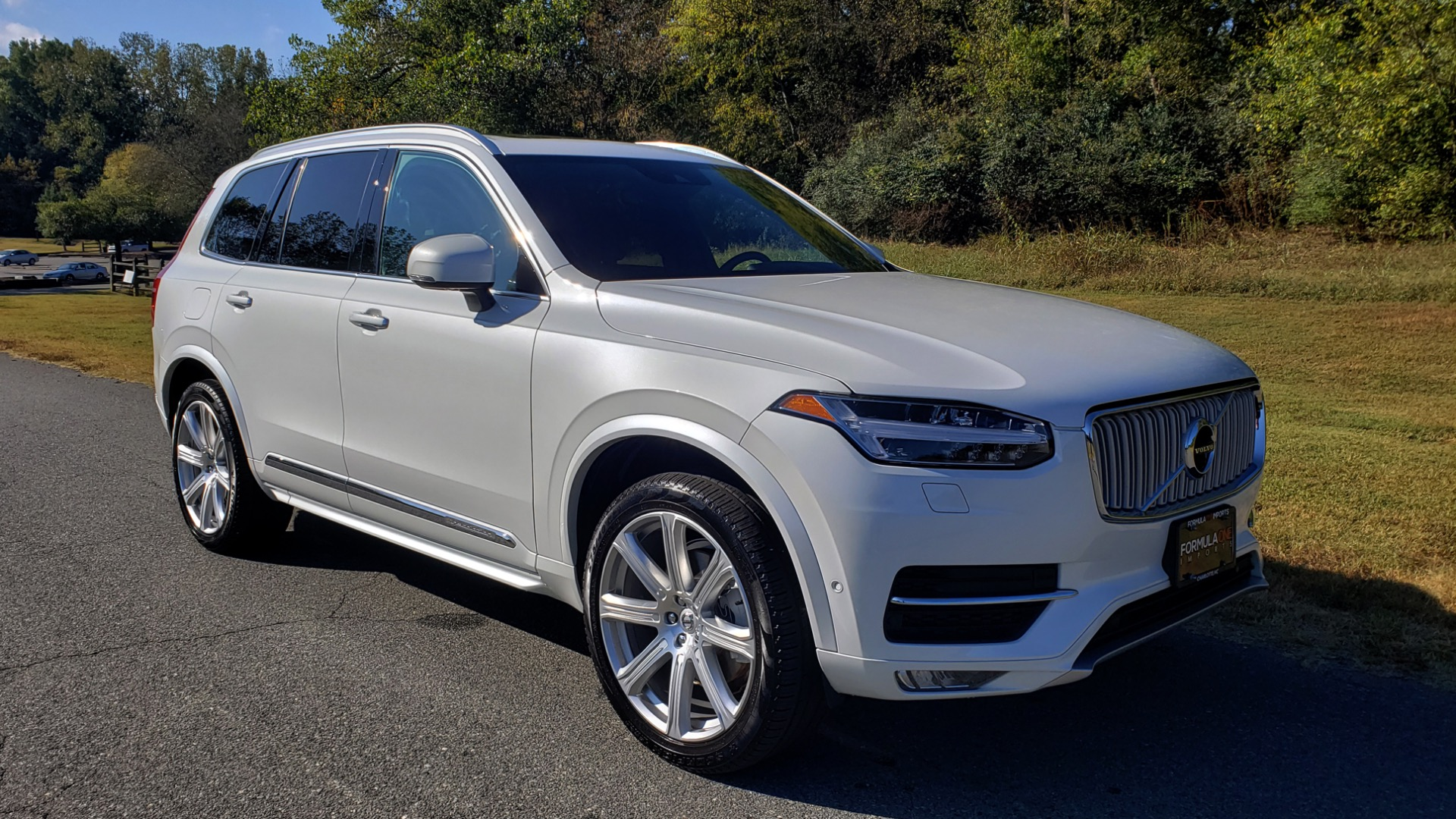 Used 2017 Volvo XC90 INSCRIPTION / AWD / NAV / SUNROOF / 3-ROW / CAMERA for sale Sold at Formula Imports in Charlotte NC 28227 17