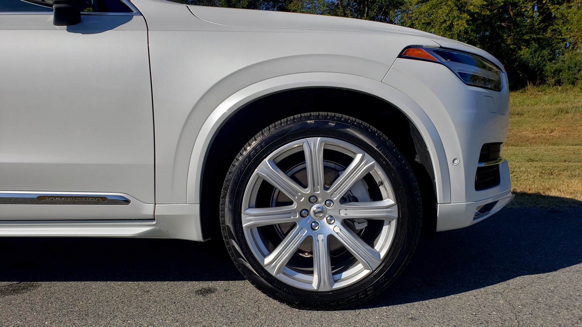 Used 2017 Volvo XC90 INSCRIPTION / AWD / NAV / SUNROOF / 3-ROW / CAMERA for sale Sold at Formula Imports in Charlotte NC 28227 19