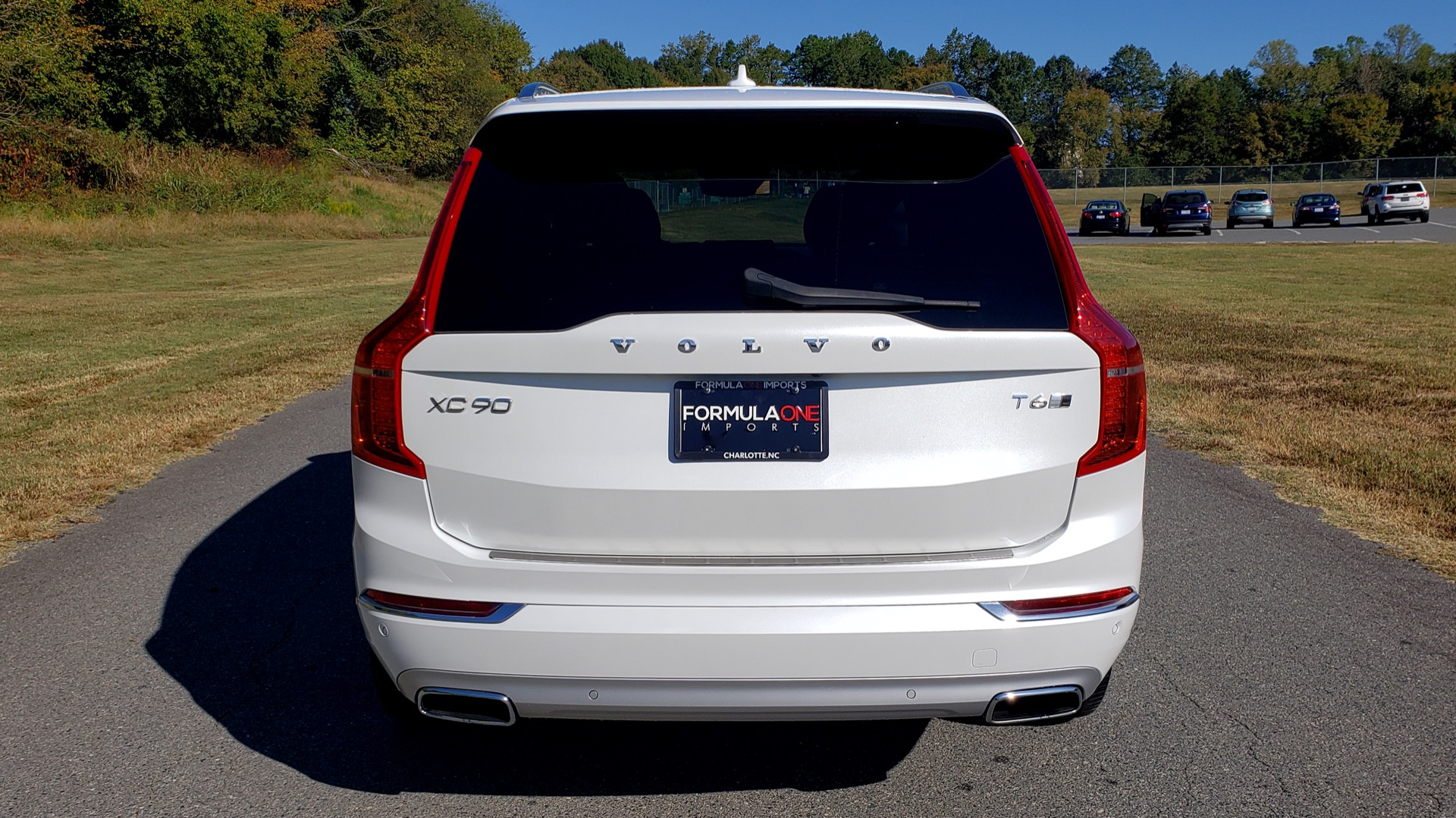 Used 2017 Volvo XC90 INSCRIPTION / AWD / NAV / SUNROOF / 3-ROW / CAMERA for sale Sold at Formula Imports in Charlotte NC 28227 35