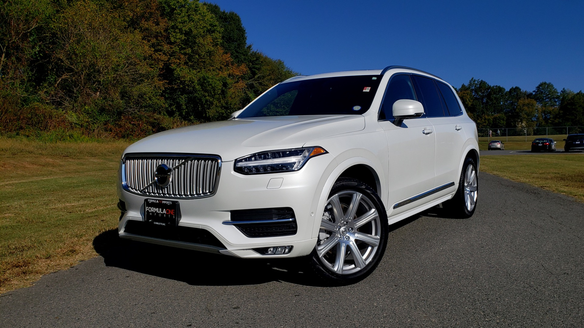 Used 2017 Volvo XC90 INSCRIPTION / AWD / NAV / SUNROOF / 3-ROW / CAMERA for sale Sold at Formula Imports in Charlotte NC 28227 9