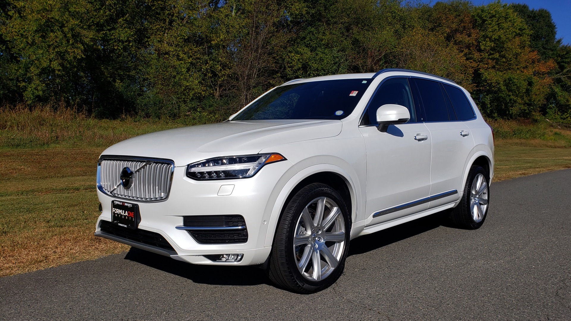 Used 2017 Volvo XC90 INSCRIPTION / AWD / NAV / SUNROOF / 3-ROW / CAMERA for sale Sold at Formula Imports in Charlotte NC 28227 1