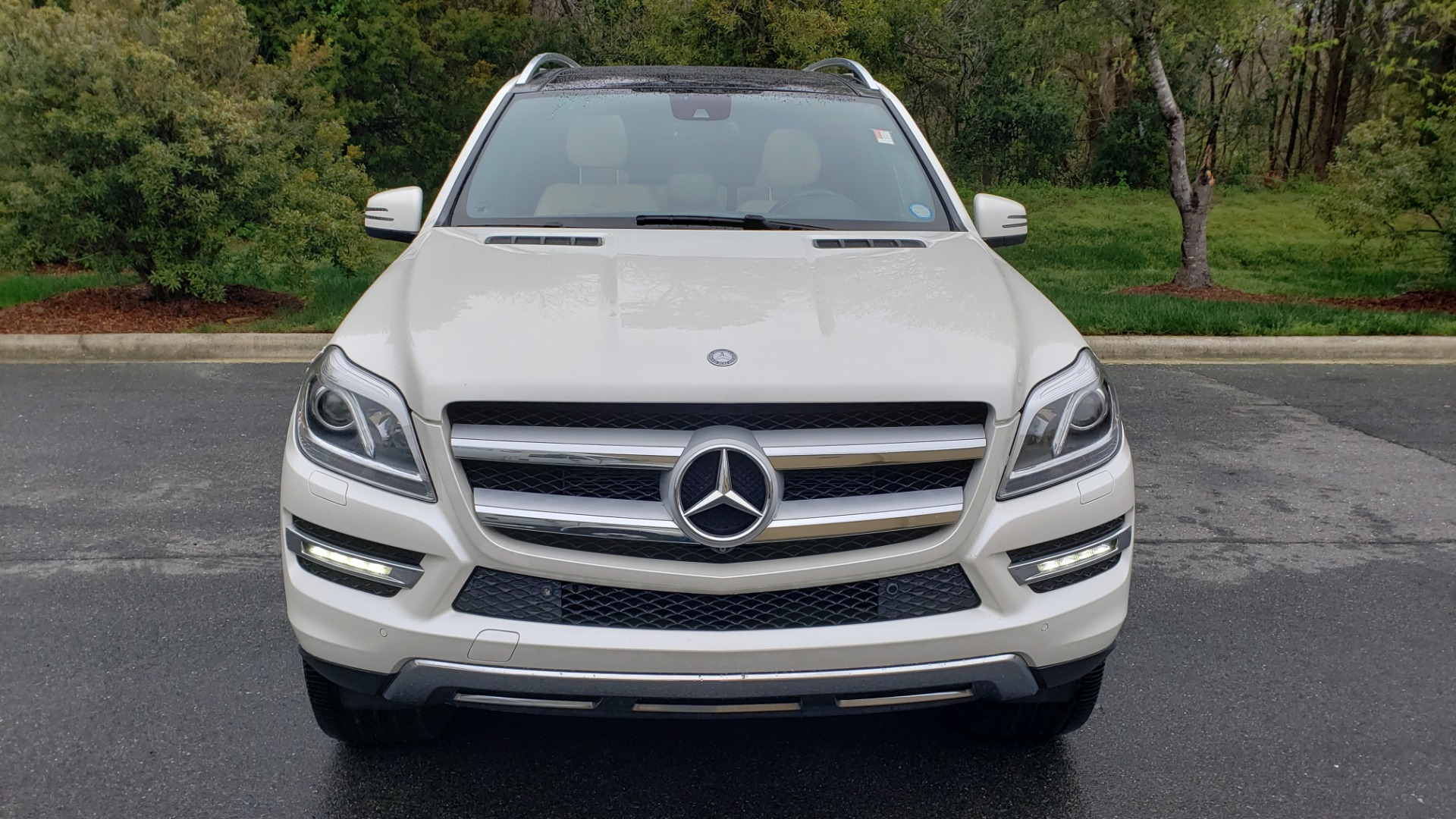 Used 2015 Mercedes-Benz GL-Class GL 450 4MATIC PREMIUM / NAV / PANO-ROOF / LANE TRACK / PARK ASST for sale Sold at Formula Imports in Charlotte NC 28227 21