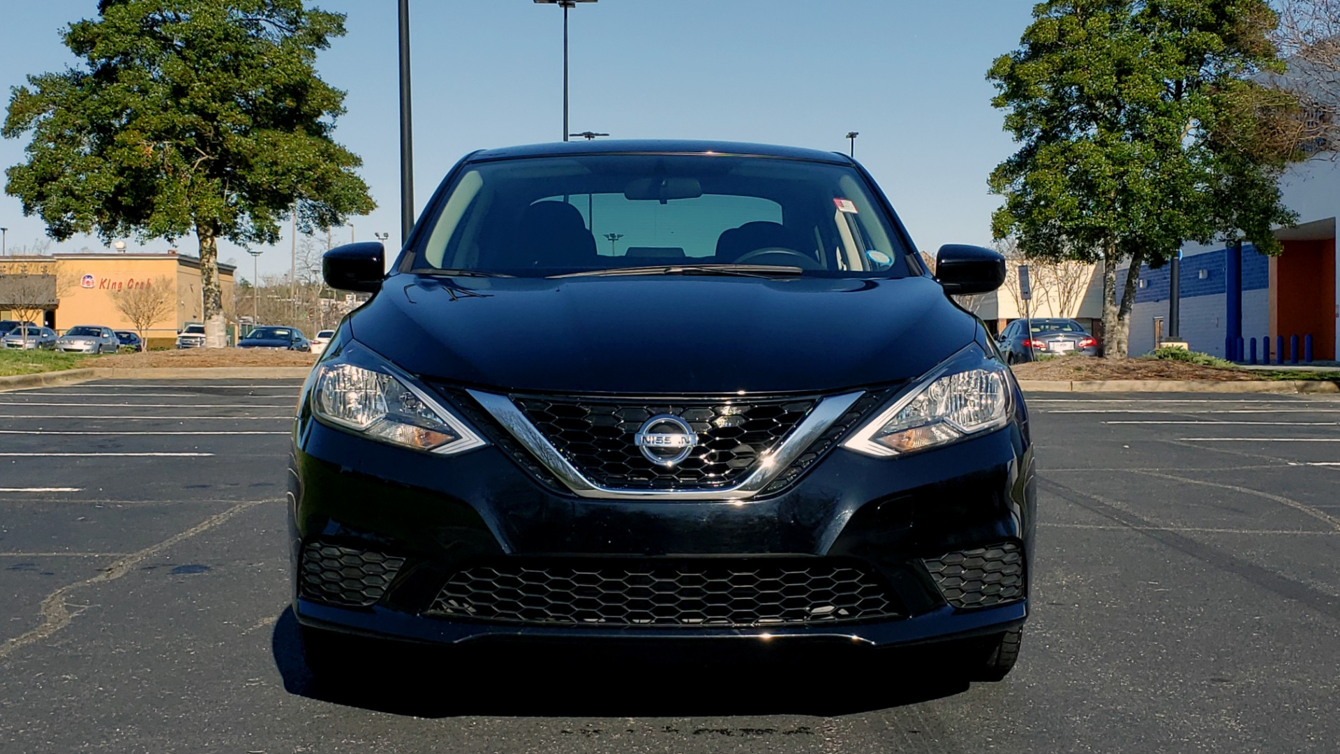 Used 2016 Nissan SENTRA S / FWD / CVT AUTO TRANS / 4-CYL / VERY CLEAN! for sale Sold at Formula Imports in Charlotte NC 28227 20