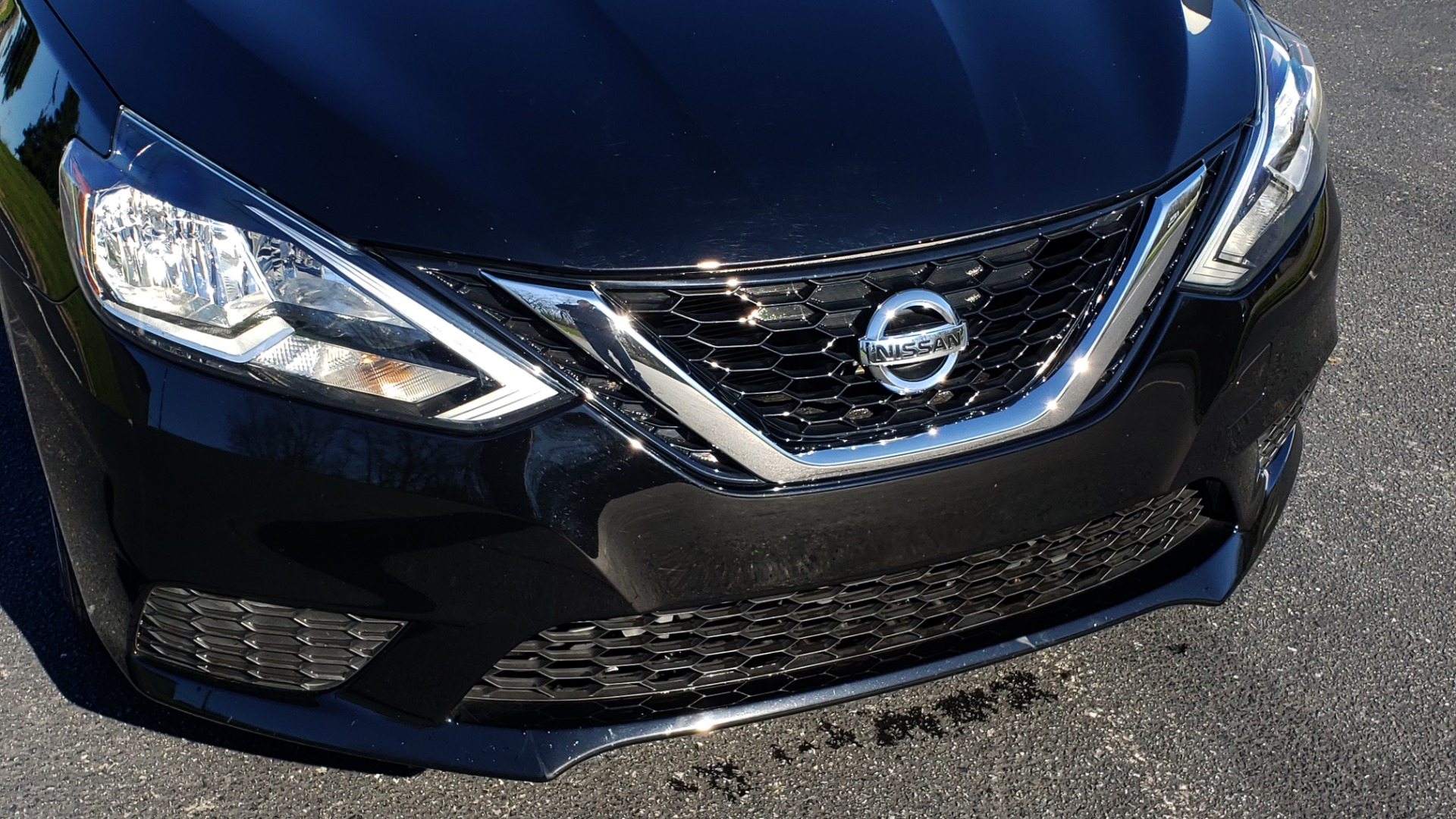 Used 2016 Nissan SENTRA S / FWD / CVT AUTO TRANS / 4-CYL / VERY CLEAN! for sale Sold at Formula Imports in Charlotte NC 28227 23