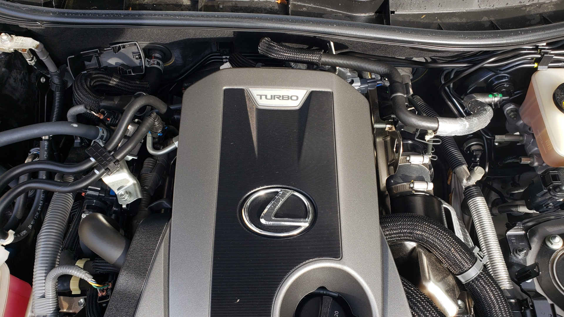 Used 2016 Lexus IS 200T F-SPORT / BSM / SUNROOF / VENTILATED SEATS / REARVIEW for sale Sold at Formula Imports in Charlotte NC 28227 12