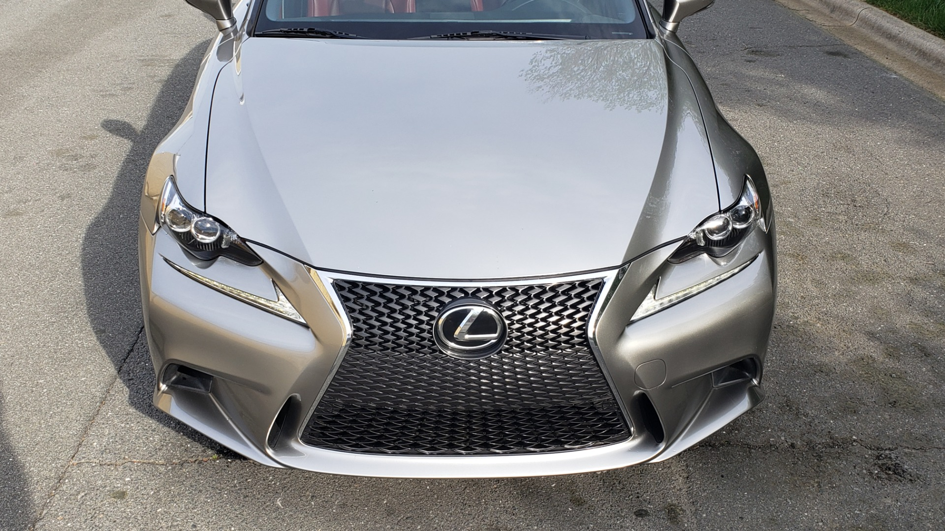 Used 2016 Lexus IS 200T F-SPORT / BSM / SUNROOF / VENTILATED SEATS / REARVIEW for sale Sold at Formula Imports in Charlotte NC 28227 14