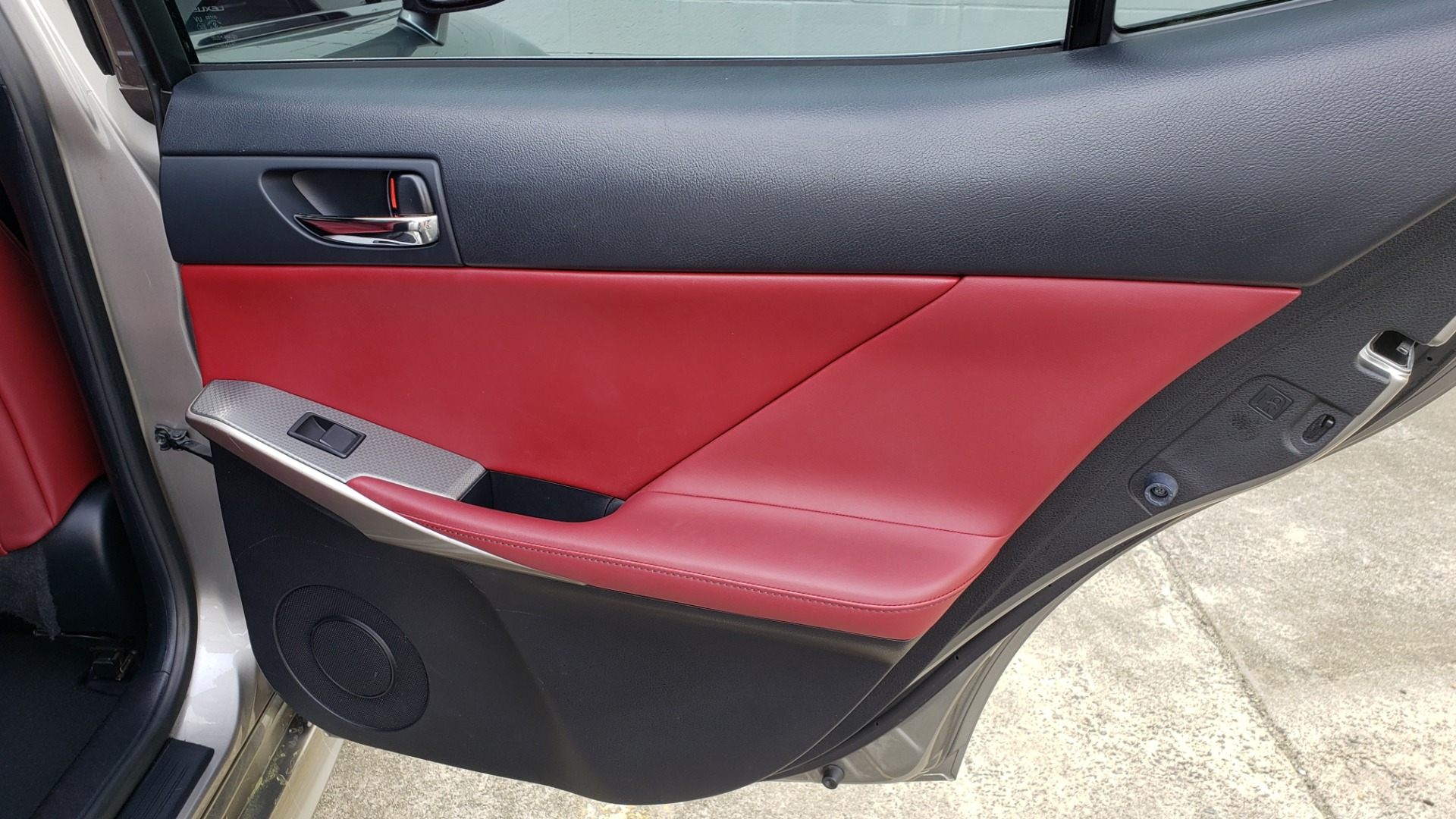 Used 2016 Lexus IS 200T F-SPORT / BSM / SUNROOF / VENTILATED SEATS / REARVIEW for sale Sold at Formula Imports in Charlotte NC 28227 66