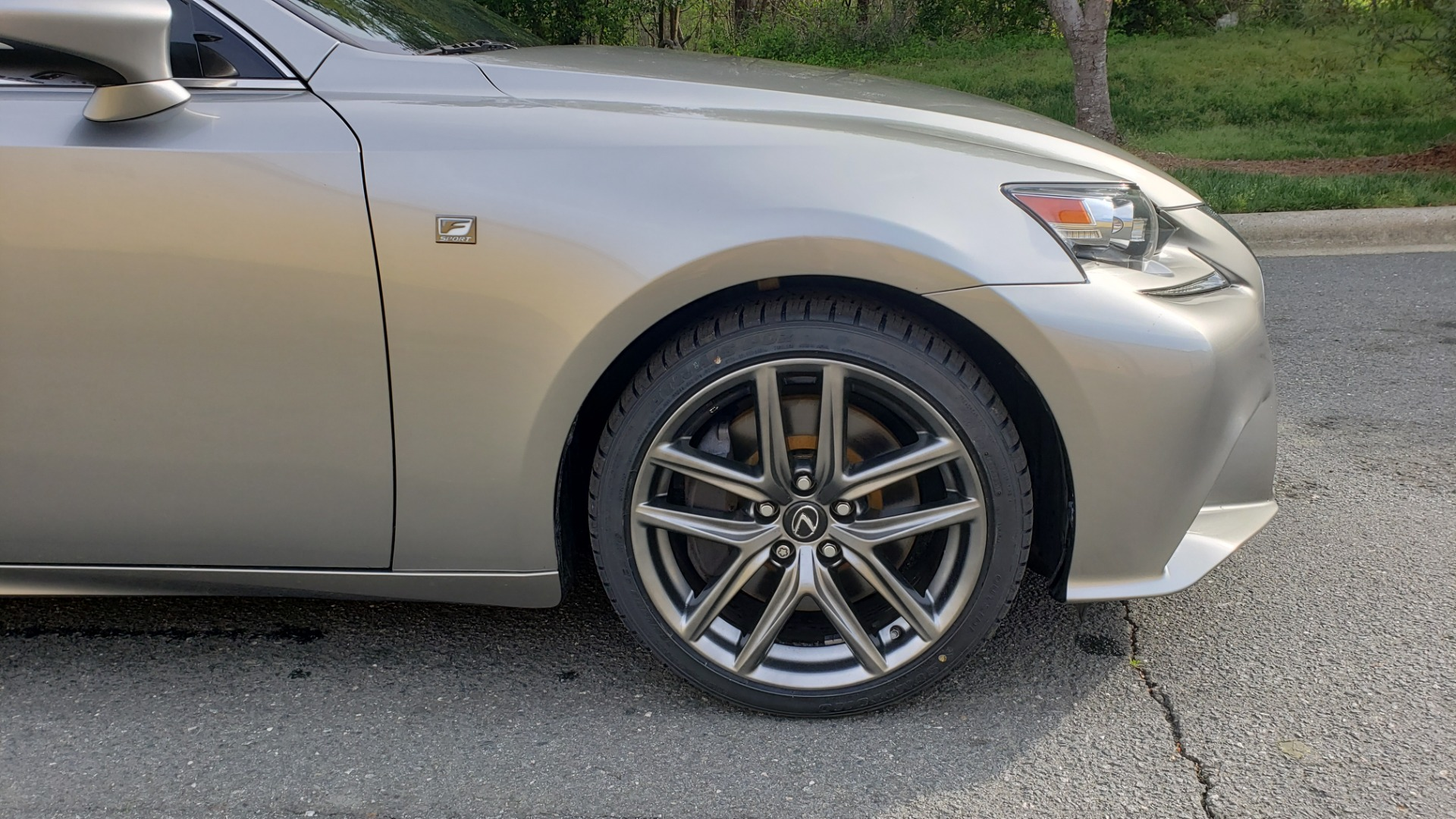Used 2016 Lexus IS 200T F-SPORT / BSM / SUNROOF / VENTILATED SEATS / REARVIEW for sale Sold at Formula Imports in Charlotte NC 28227 77