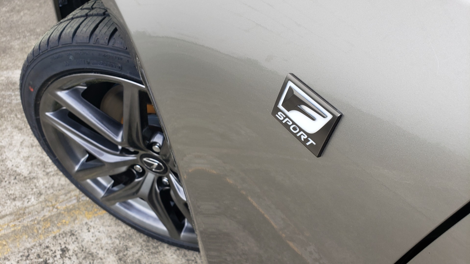 Used 2016 Lexus IS 200T F-SPORT / BSM / SUNROOF / VENTILATED SEATS / REARVIEW for sale Sold at Formula Imports in Charlotte NC 28227 82