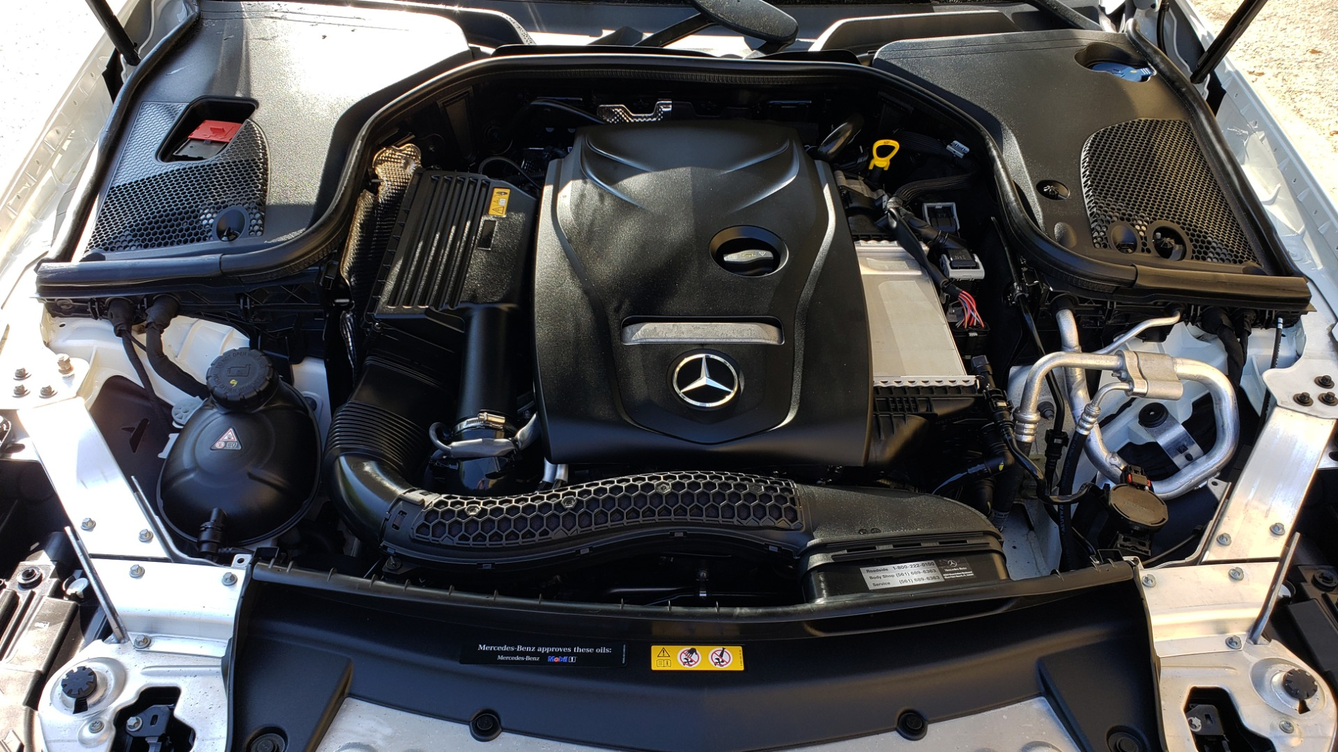Used 2017 Mercedes-Benz E-Class E 300 PREMIUM / RWD / NAV / SNF / PARKING PILOT / REARVIEW / BURMESTER for sale Sold at Formula Imports in Charlotte NC 28227 10