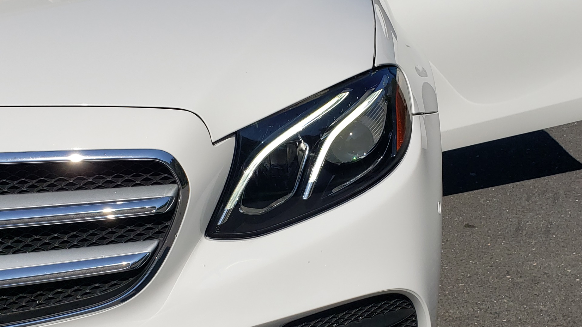 Used 2017 Mercedes-Benz E-Class E 300 PREMIUM / RWD / NAV / SNF / PARKING PILOT / REARVIEW / BURMESTER for sale Sold at Formula Imports in Charlotte NC 28227 22