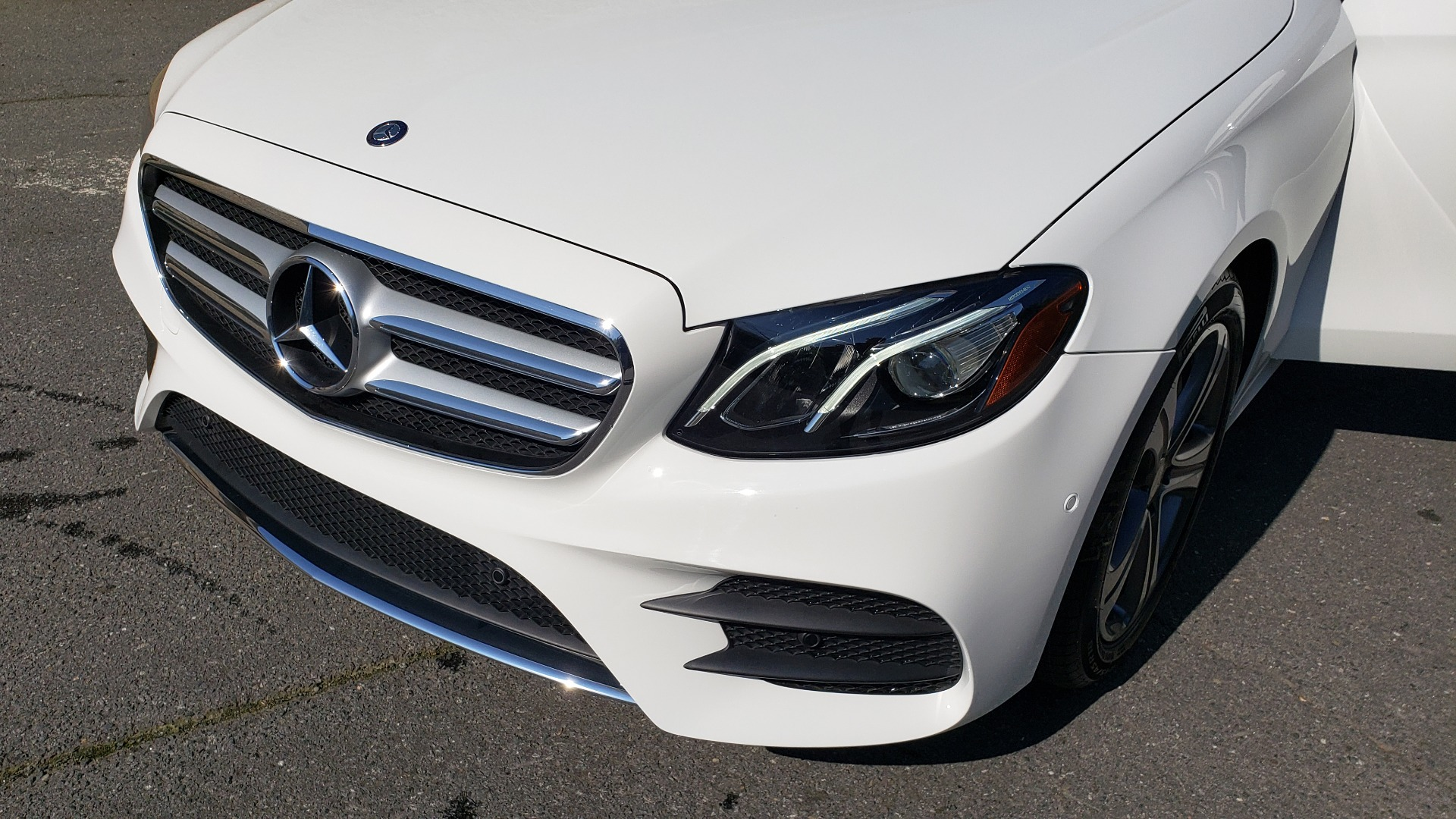 Used 2017 Mercedes-Benz E-Class E 300 PREMIUM / RWD / NAV / SNF / PARKING PILOT / REARVIEW / BURMESTER for sale Sold at Formula Imports in Charlotte NC 28227 23