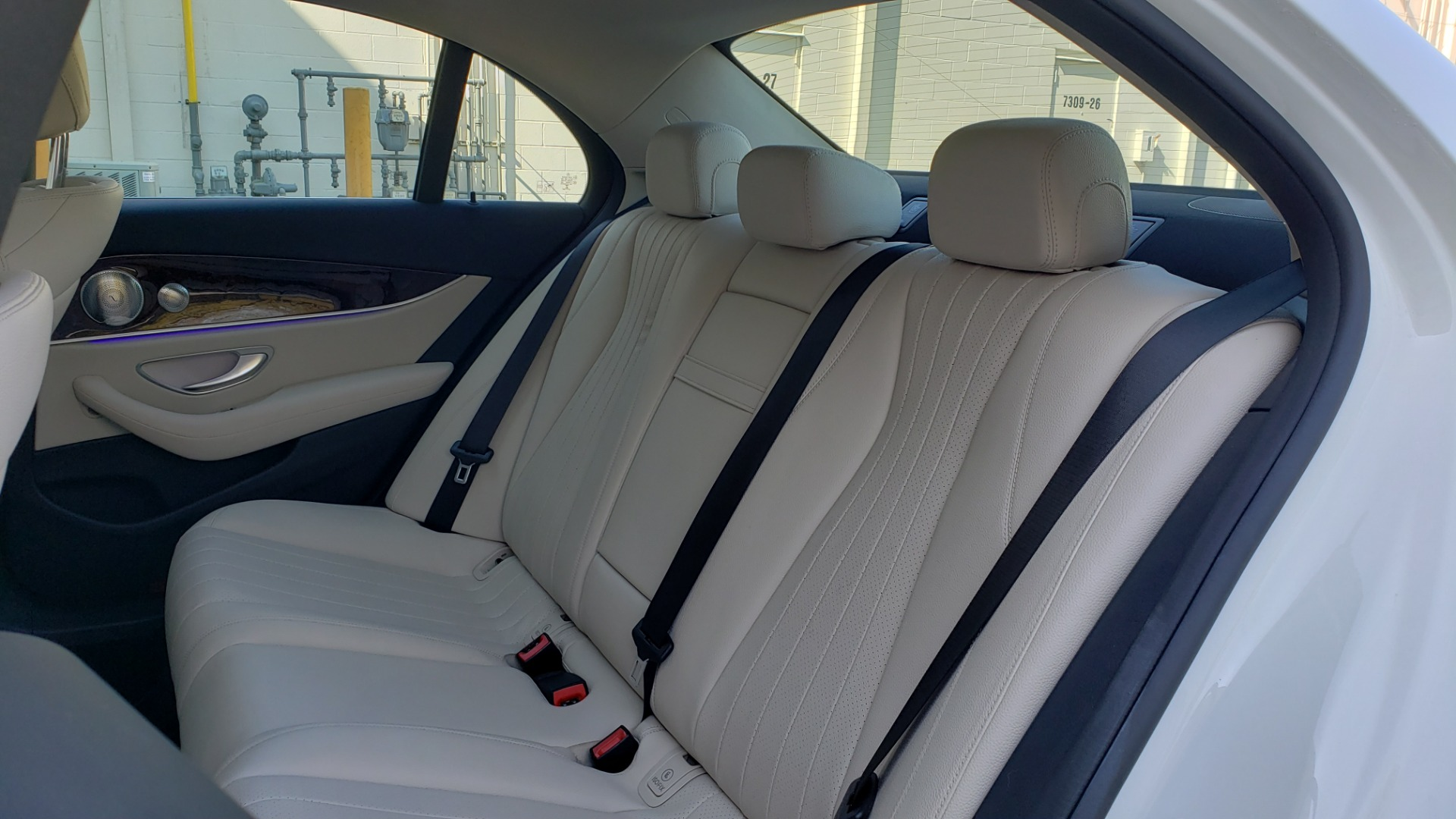 Used 2017 Mercedes-Benz E-Class E 300 PREMIUM / RWD / NAV / SNF / PARKING PILOT / REARVIEW / BURMESTER for sale Sold at Formula Imports in Charlotte NC 28227 55