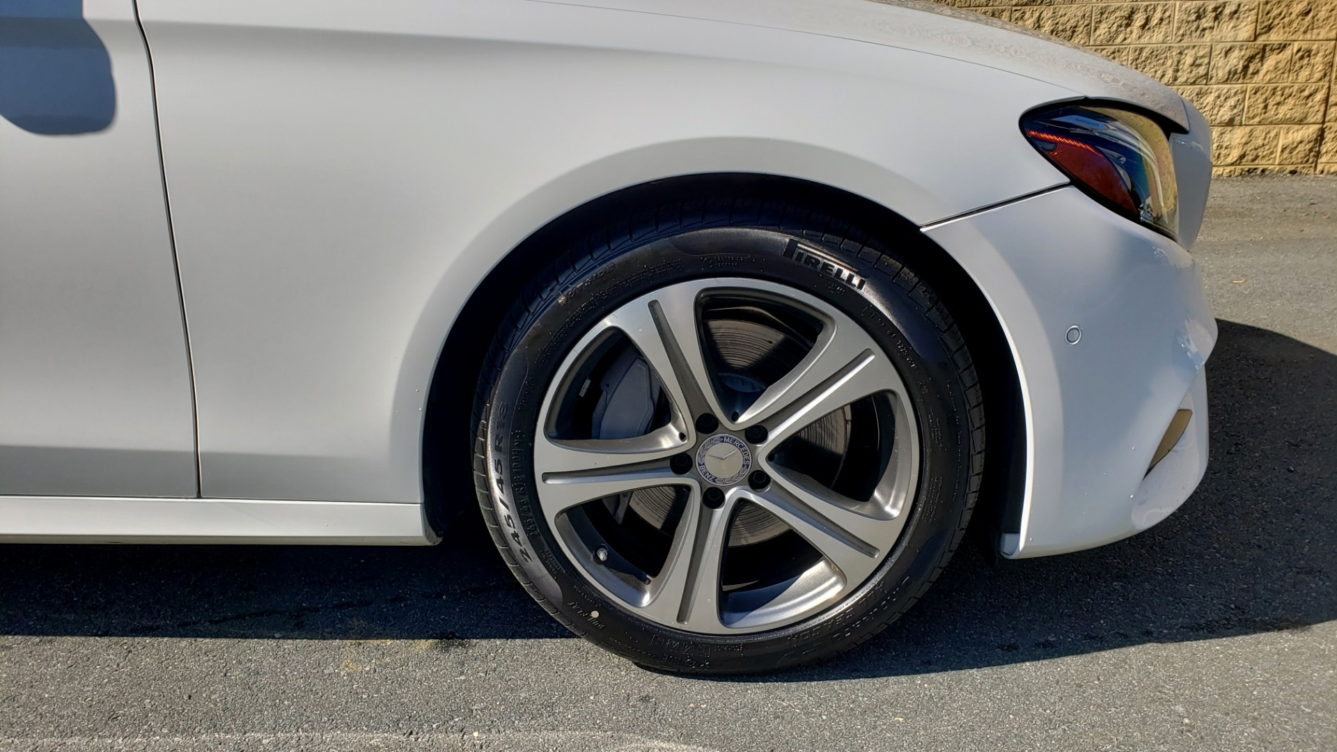 Used 2017 Mercedes-Benz E-Class E 300 PREMIUM / RWD / NAV / SNF / PARKING PILOT / REARVIEW / BURMESTER for sale Sold at Formula Imports in Charlotte NC 28227 73