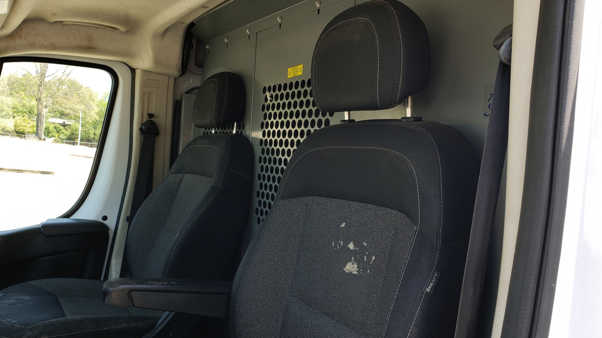 Used 2014 Ram PROMASTER CARGO VAN ROOF RACK / STORAGE for sale $14,000 at Formula Imports in Charlotte NC 28227 11