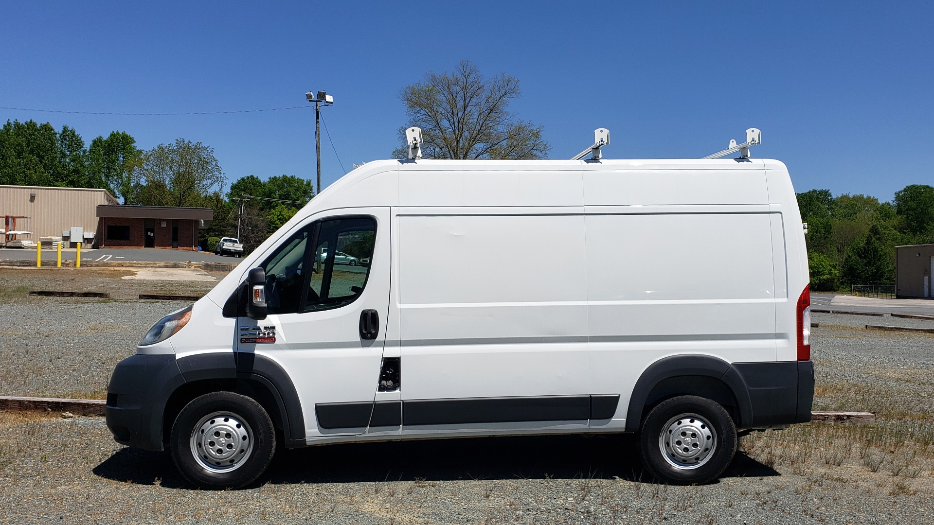 Used 2014 Ram PROMASTER CARGO VAN ROOF RACK / STORAGE for sale Sold at Formula Imports in Charlotte NC 28227 2