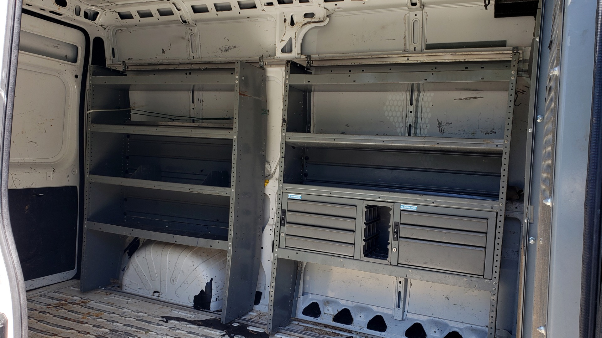 Used 2014 Ram PROMASTER CARGO VAN ROOF RACK / STORAGE for sale $14,000 at Formula Imports in Charlotte NC 28227 21