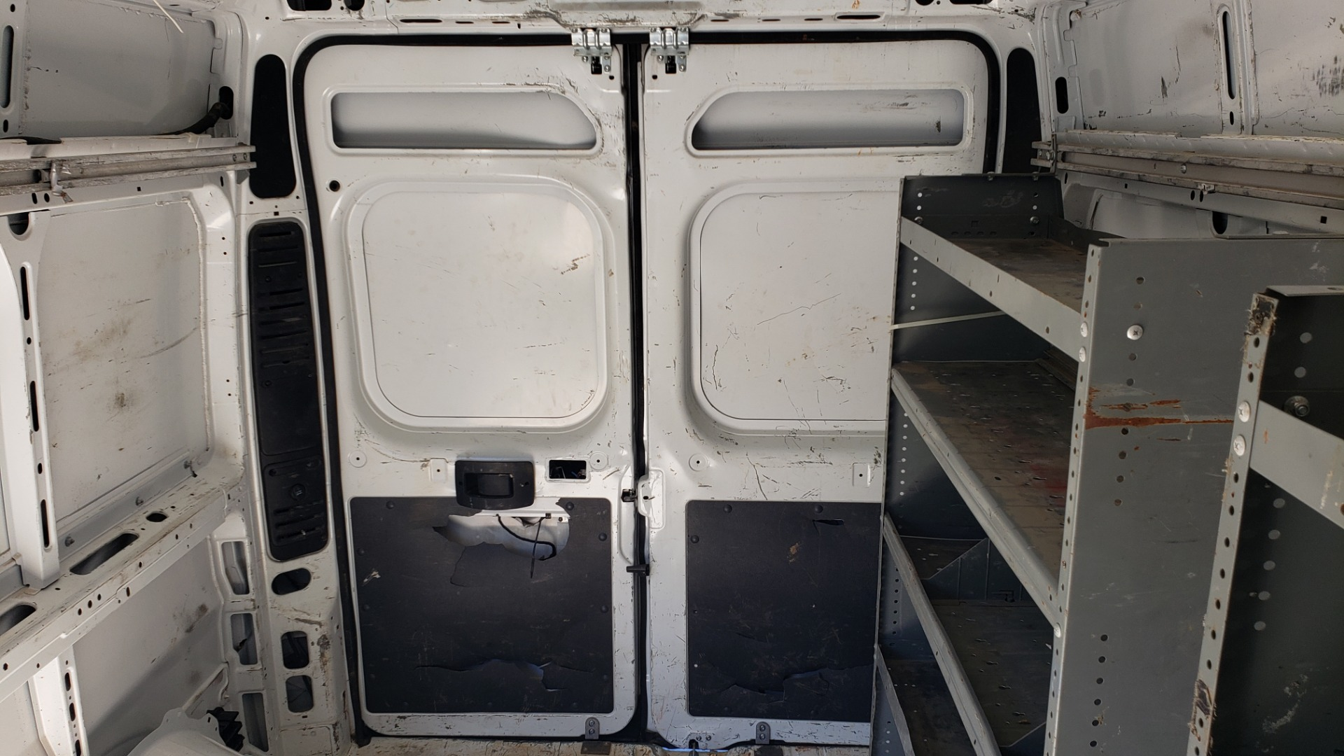 Used 2014 Ram PROMASTER CARGO VAN ROOF RACK / STORAGE for sale Sold at Formula Imports in Charlotte NC 28227 22