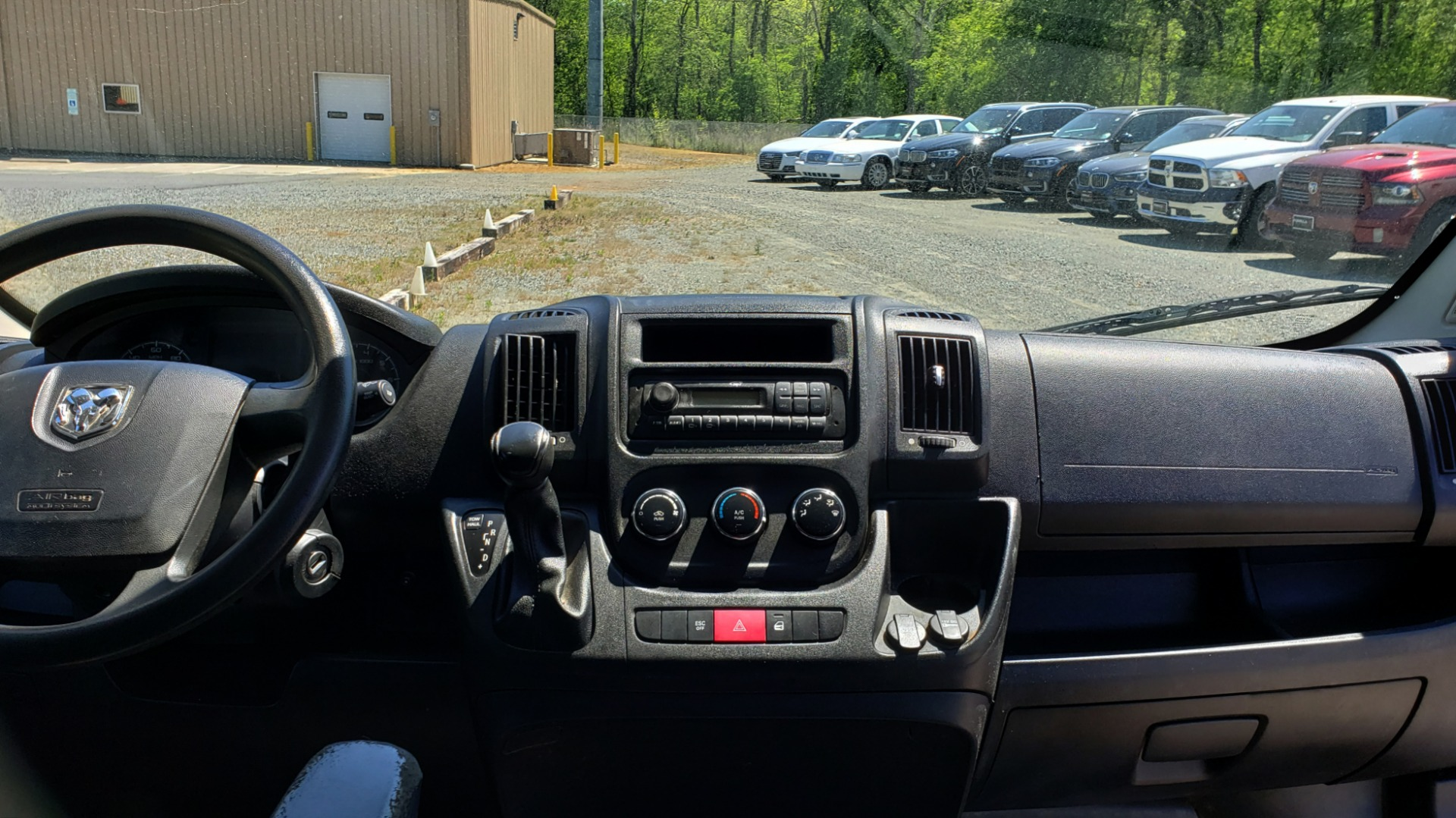 Used 2014 Ram PROMASTER CARGO VAN ROOF RACK / STORAGE for sale $14,000 at Formula Imports in Charlotte NC 28227 23