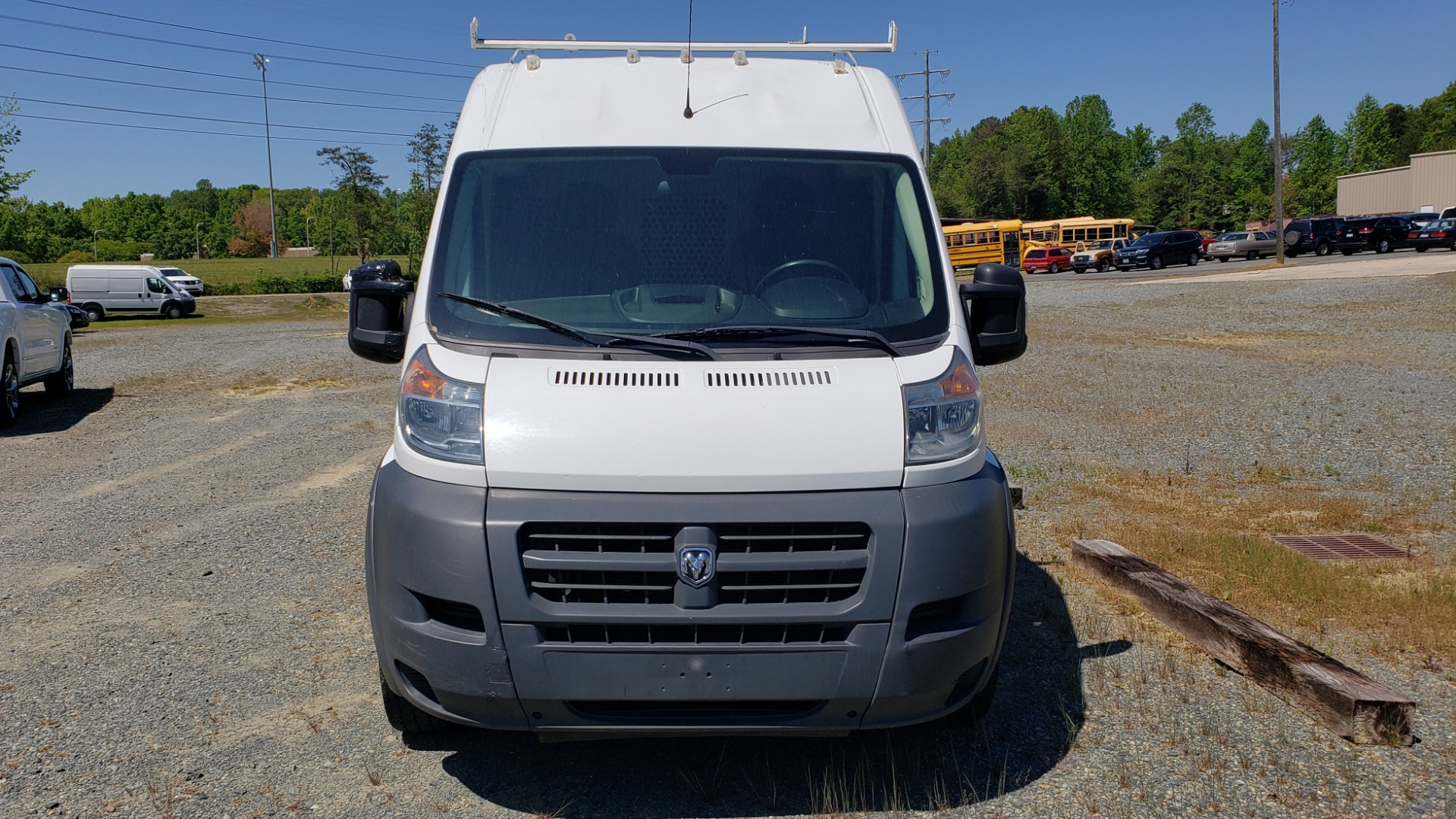 Used 2014 Ram PROMASTER CARGO VAN ROOF RACK / STORAGE for sale Sold at Formula Imports in Charlotte NC 28227 25