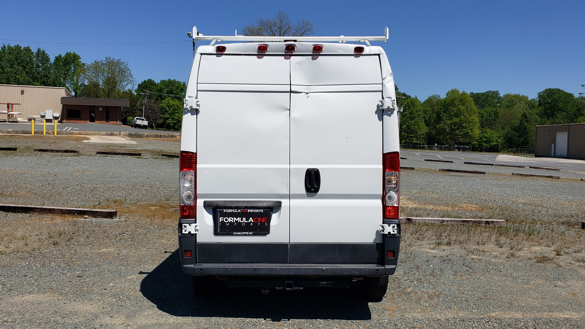 Used 2014 Ram PROMASTER CARGO VAN ROOF RACK / STORAGE for sale Sold at Formula Imports in Charlotte NC 28227 32