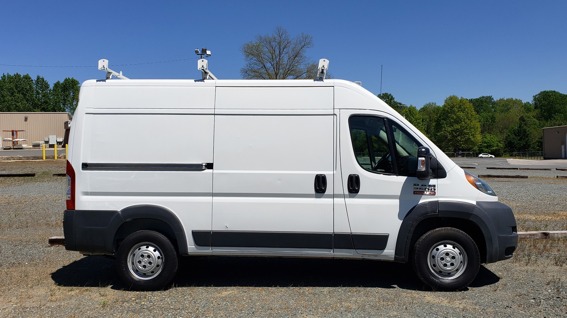 Used 2014 Ram PROMASTER CARGO VAN ROOF RACK / STORAGE for sale Sold at Formula Imports in Charlotte NC 28227 5